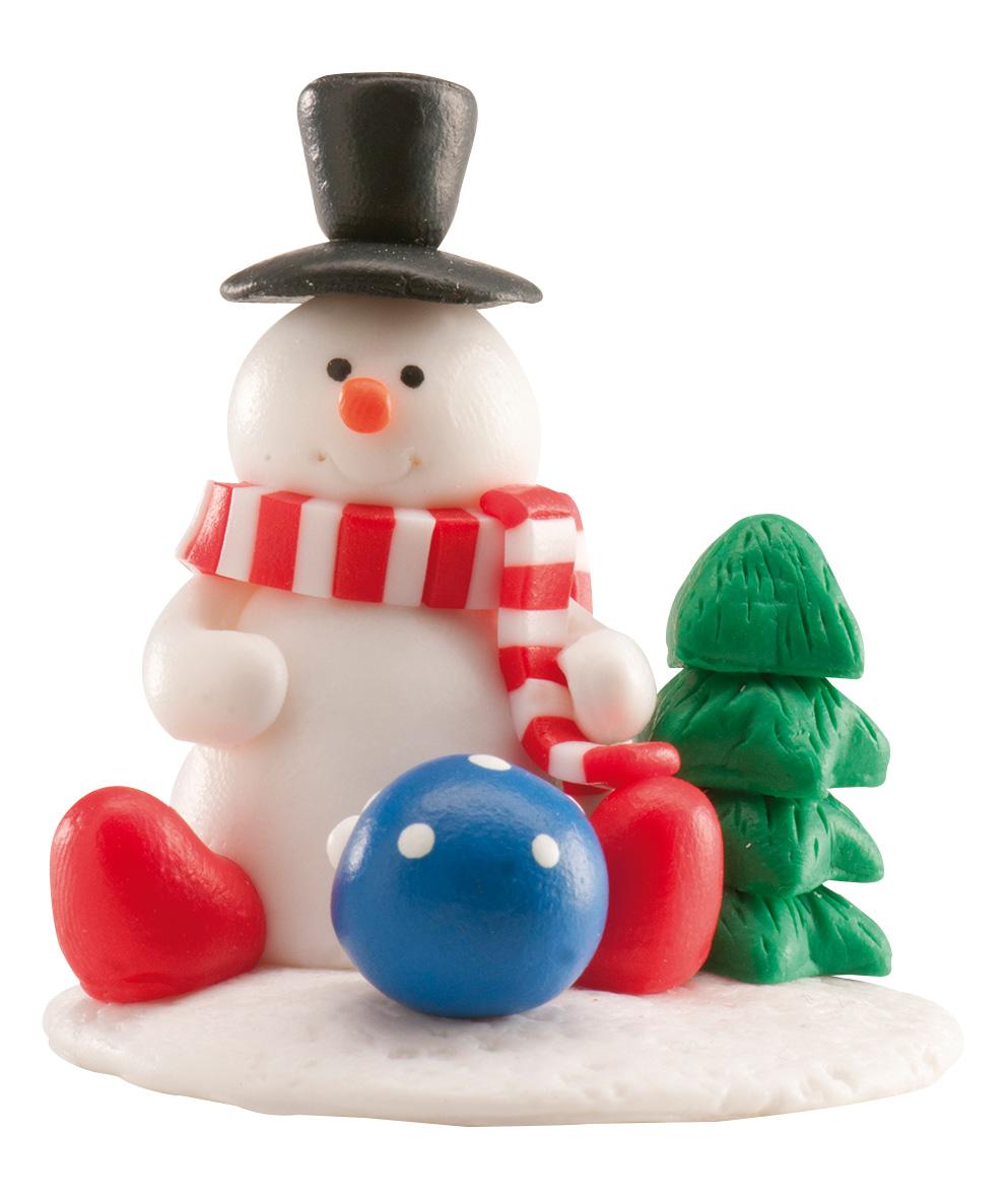 D coration g teau bonhomme de neige achat de decoration for Achat de decoration