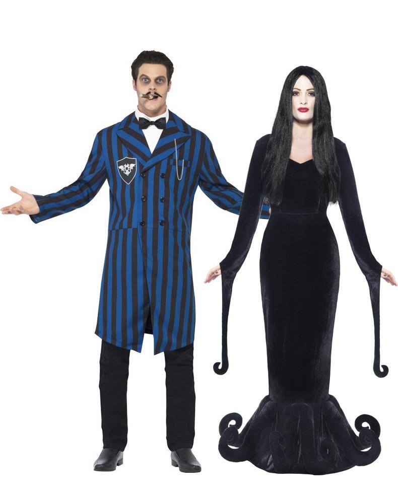 Déguisement de couple ducs de manoir Halloween : Deguise-toi, achat ...