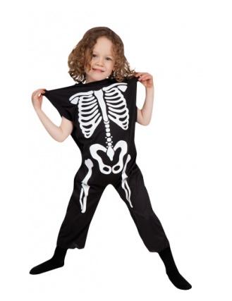 deguisement squelette enfant halloween. Black Bedroom Furniture Sets. Home Design Ideas