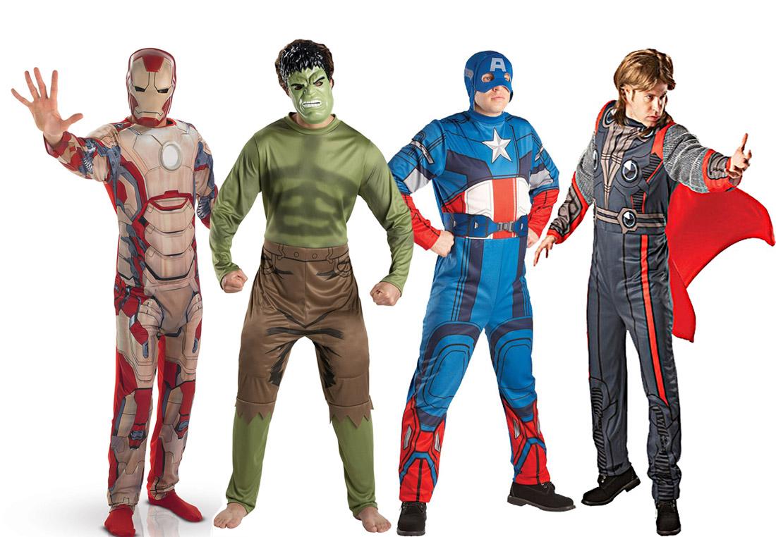 D guisement de groupe avengers adultes deguise toi achat de - Deguisement de groupe drole ...
