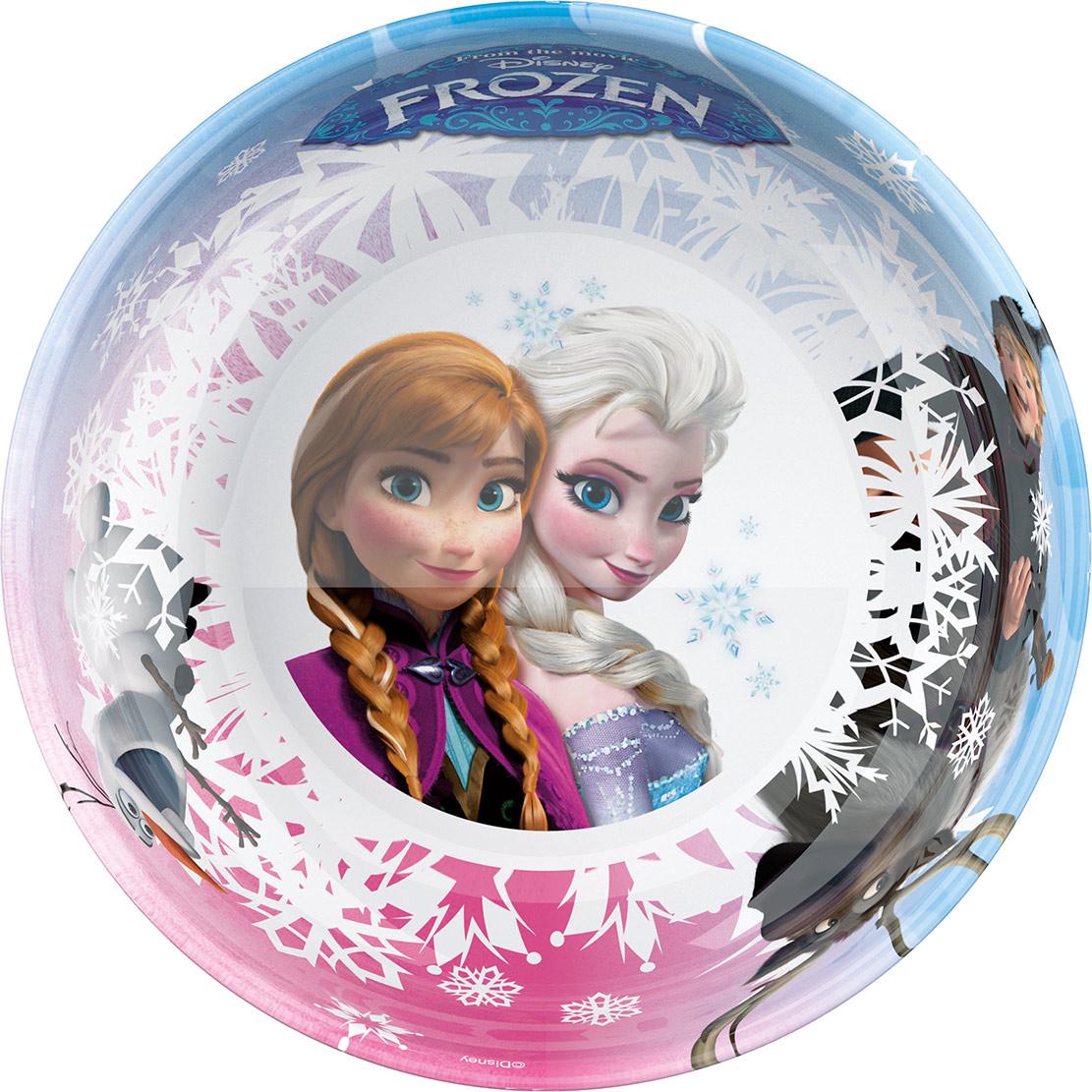 assiette creuse la reine des neiges