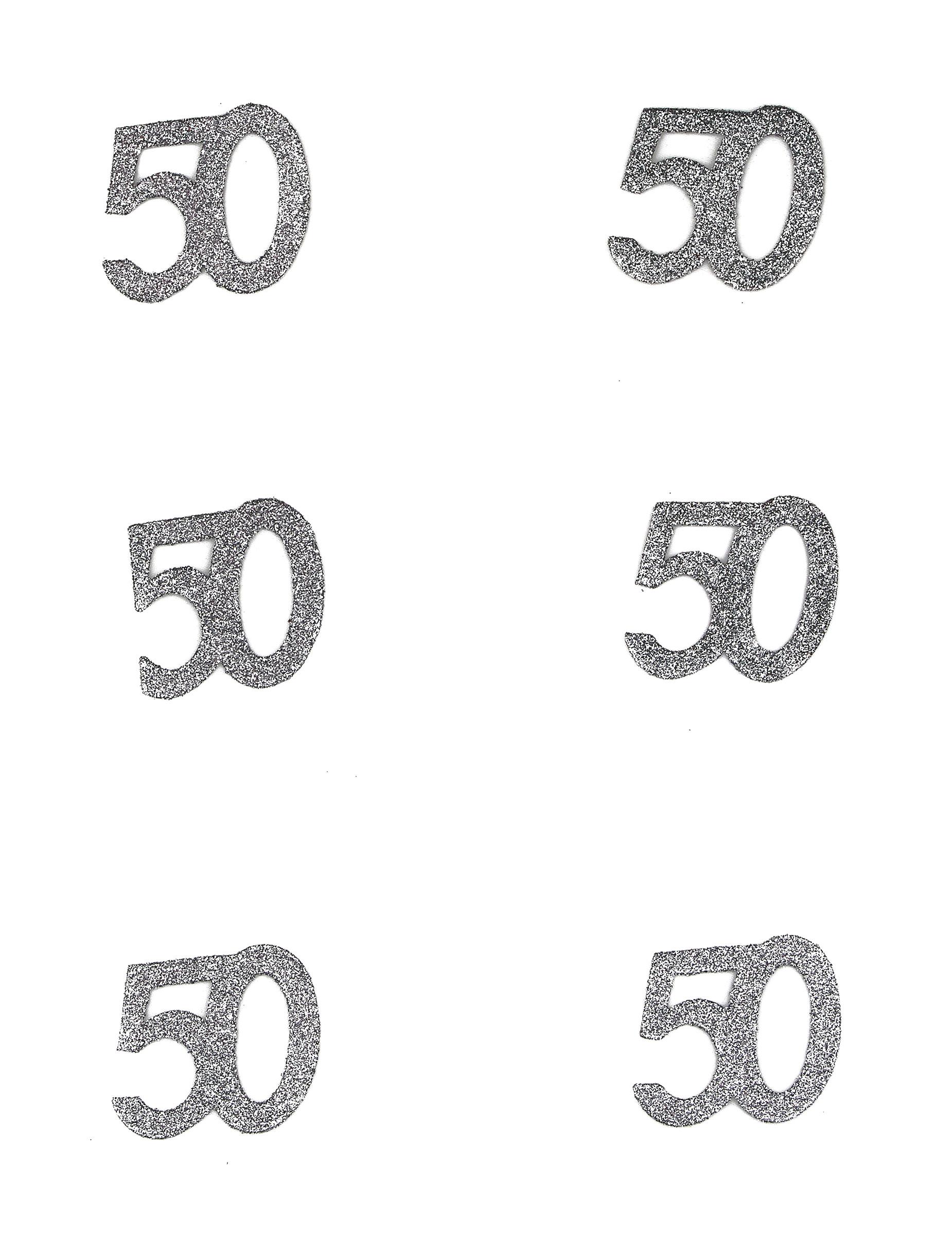 confetti anniversaire 50 ans achat de decoration animation sur vegaoopro grossiste en. Black Bedroom Furniture Sets. Home Design Ideas