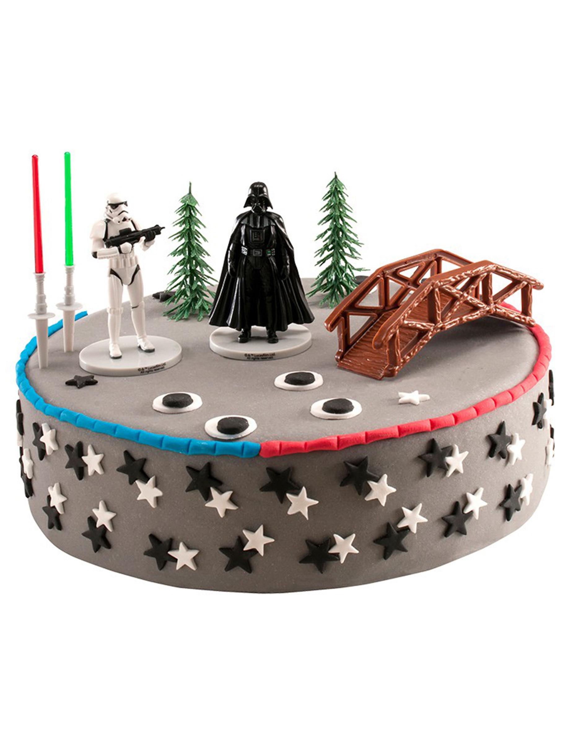 d corations g teaux star wars deguise toi achat de decoration animation. Black Bedroom Furniture Sets. Home Design Ideas