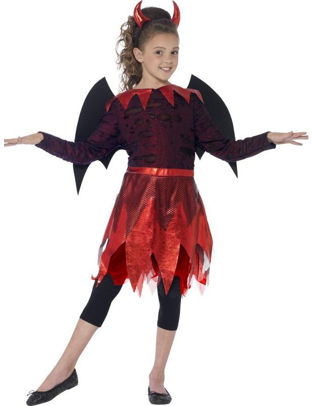 d guisement diablesse fille halloween achat de d guisements enfants sur vegaoopro grossiste en. Black Bedroom Furniture Sets. Home Design Ideas