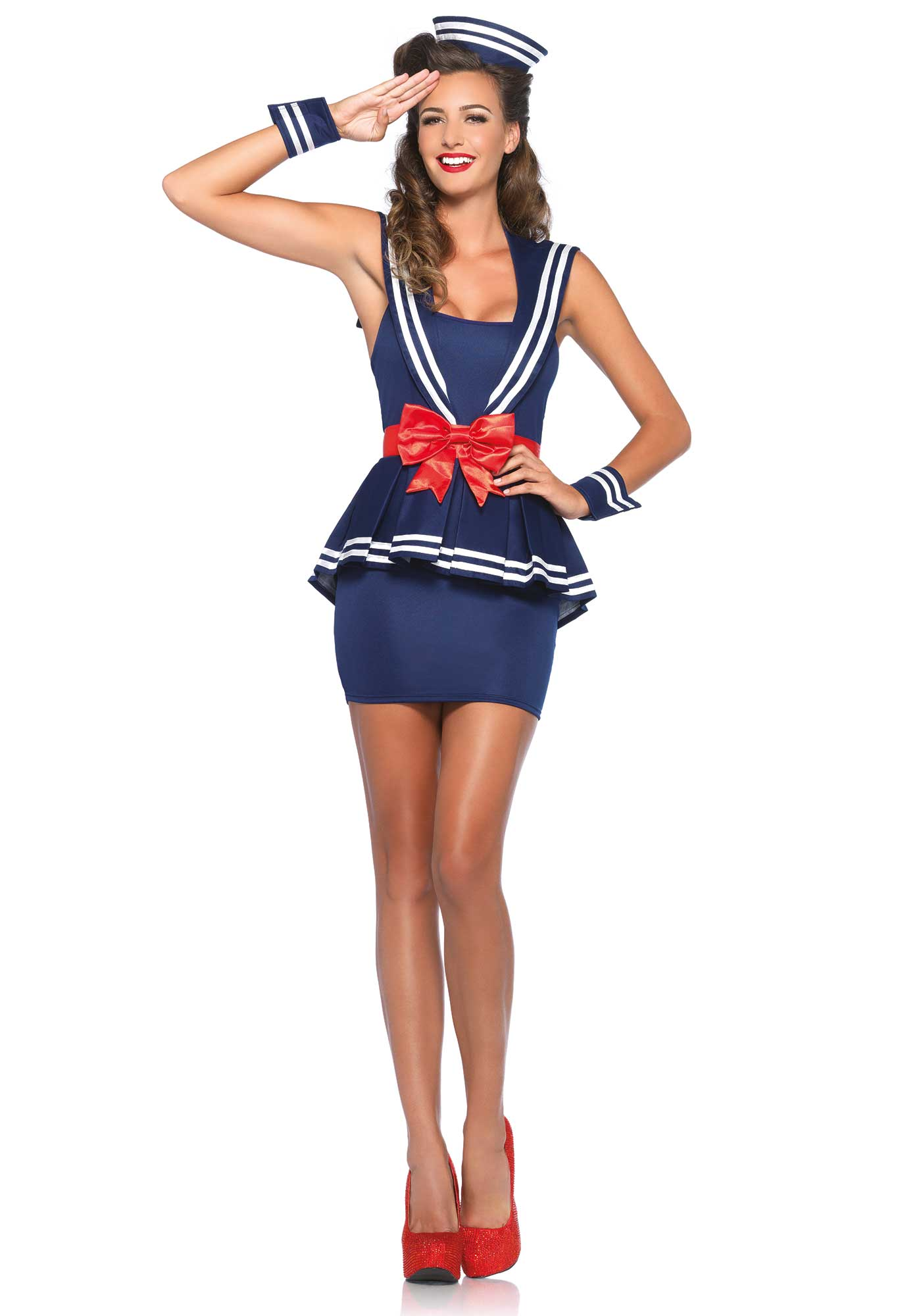 déguisement femme marin