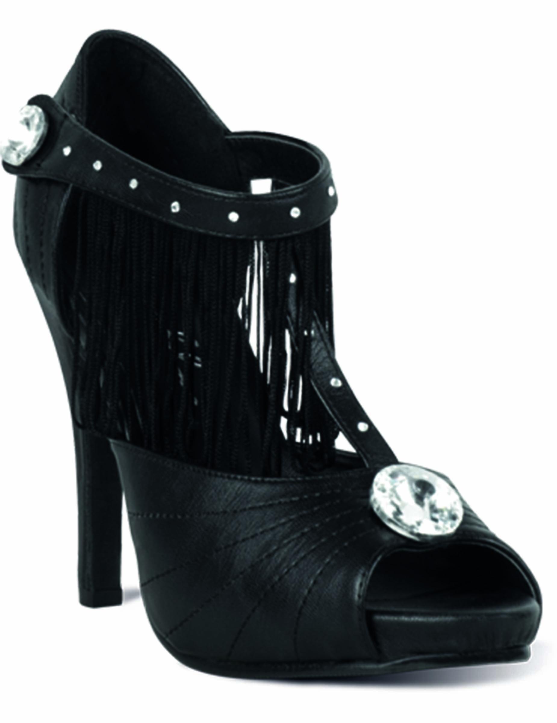 chaussures cabaret luxe femme deguise toi achat de accessoires. Black Bedroom Furniture Sets. Home Design Ideas