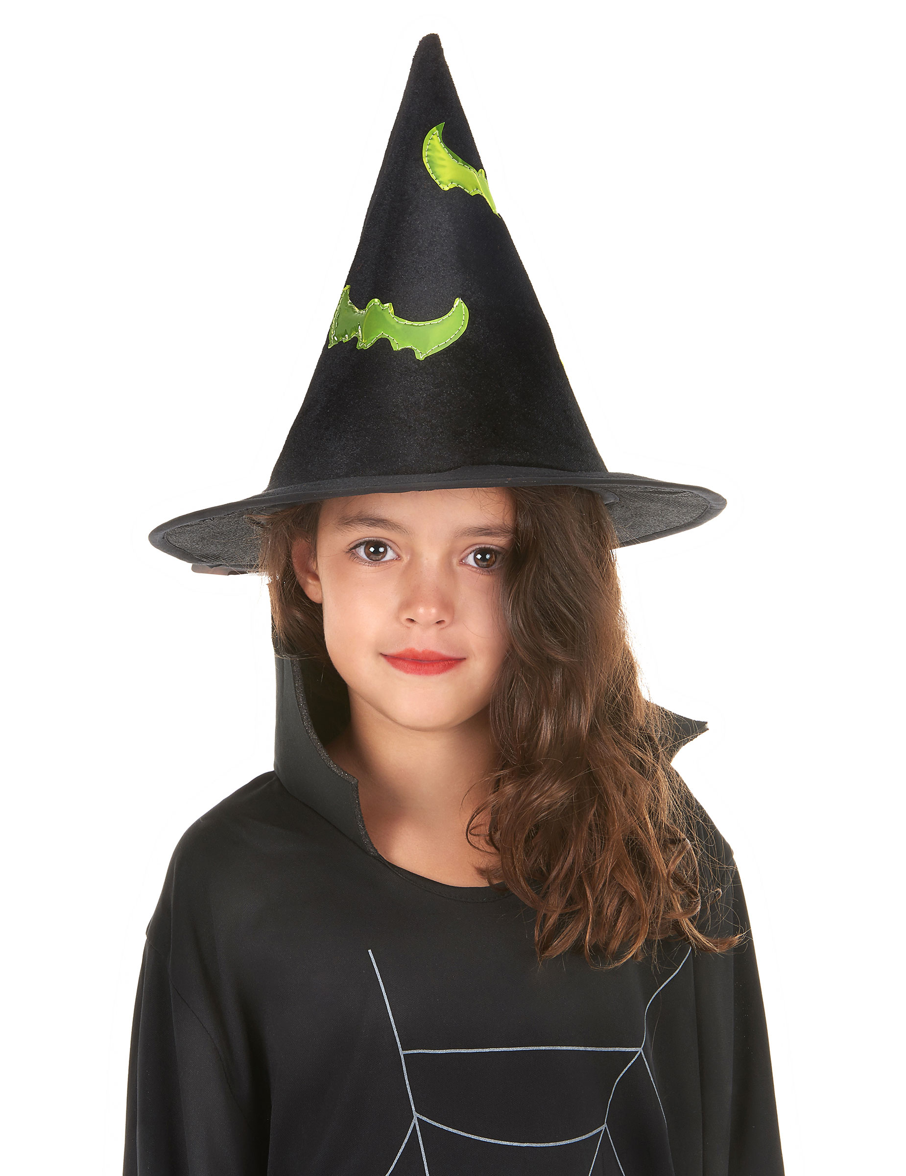 chapeau sorci re r fl chissant enfant halloween deguise toi achat de chapeaux. Black Bedroom Furniture Sets. Home Design Ideas