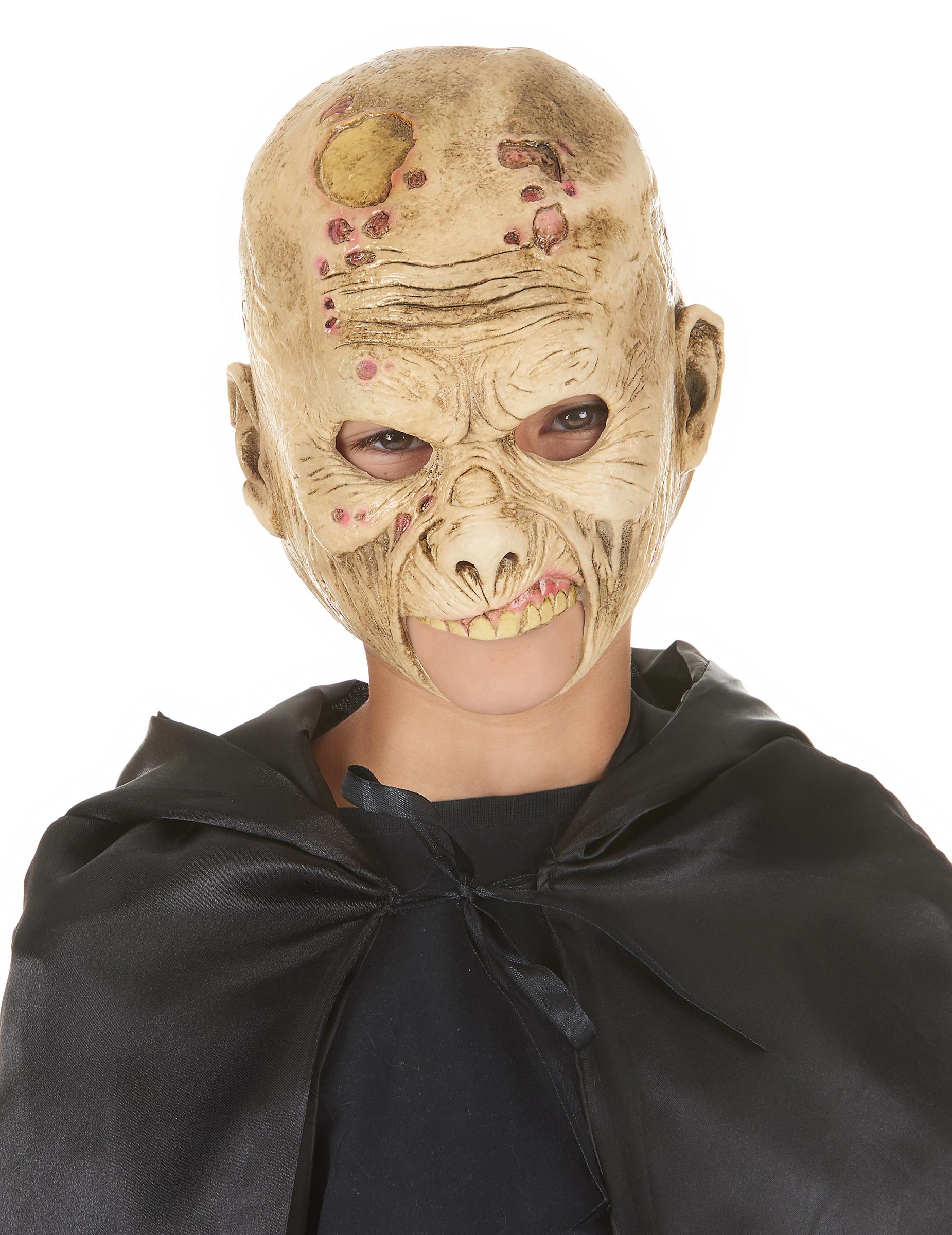 masque zombie enfant halloween deguise toi achat de masques. Black Bedroom Furniture Sets. Home Design Ideas