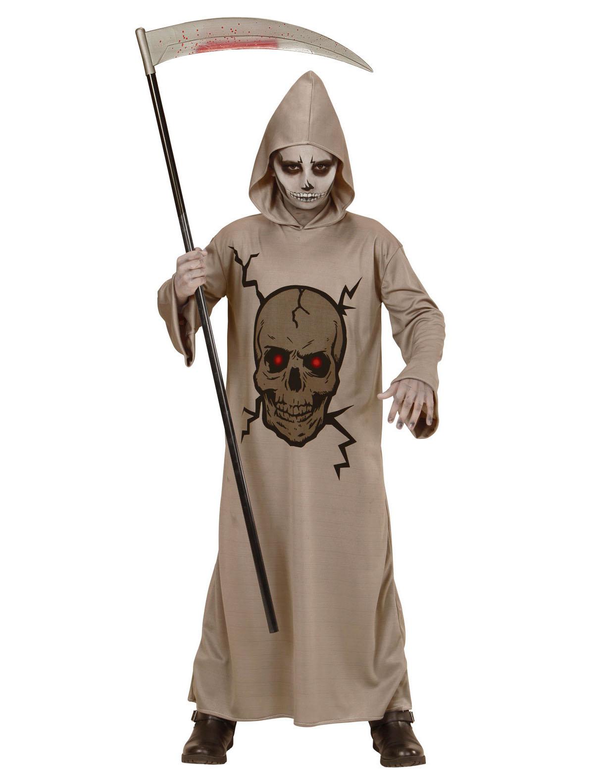 D guisement faucheuse squelette enfant halloween deguise toi achat de d guisements enfants - Deguisement halloween enfant ...