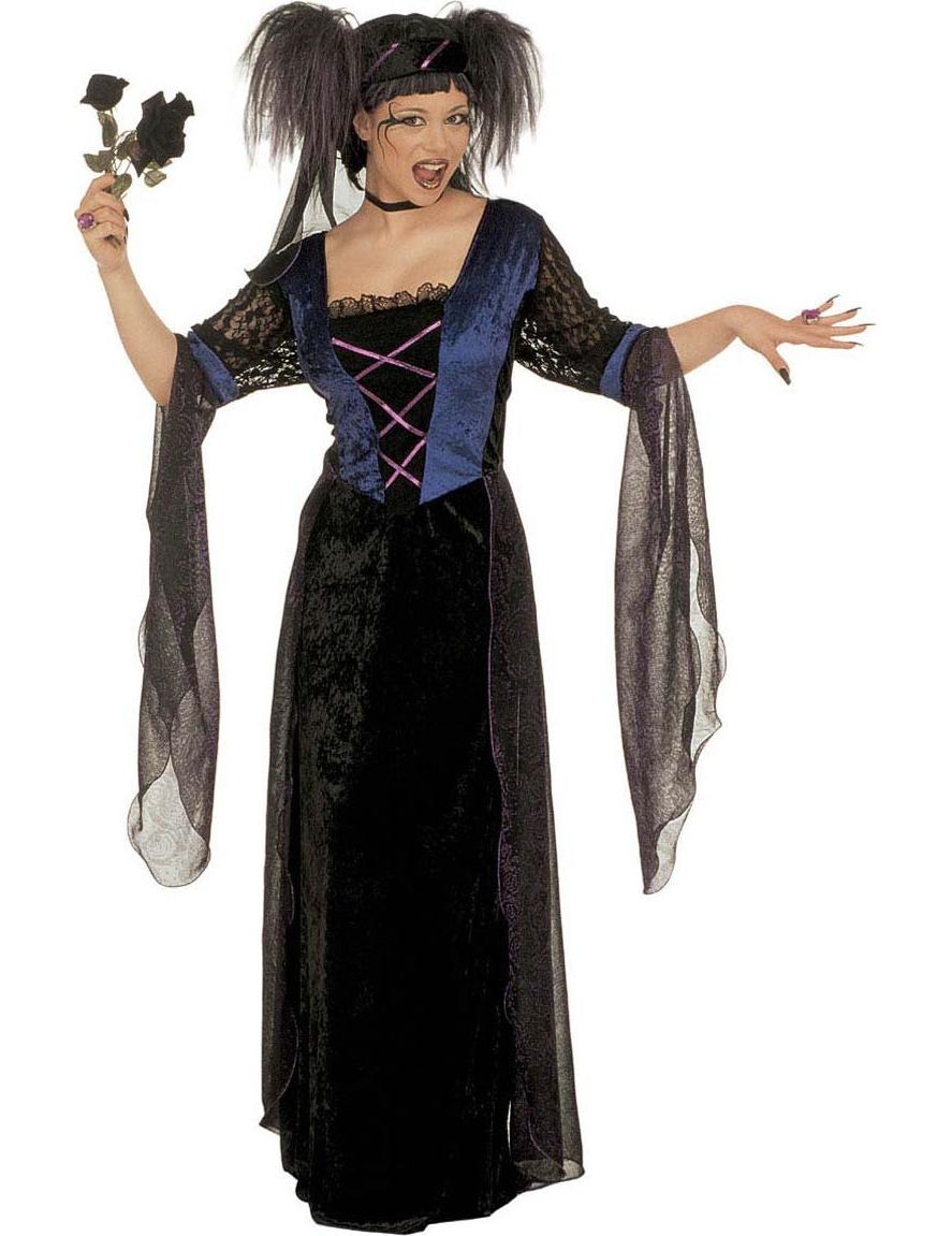 d guisement princesse gothique femme halloween achat de d guisements adultes sur vegaoopro. Black Bedroom Furniture Sets. Home Design Ideas
