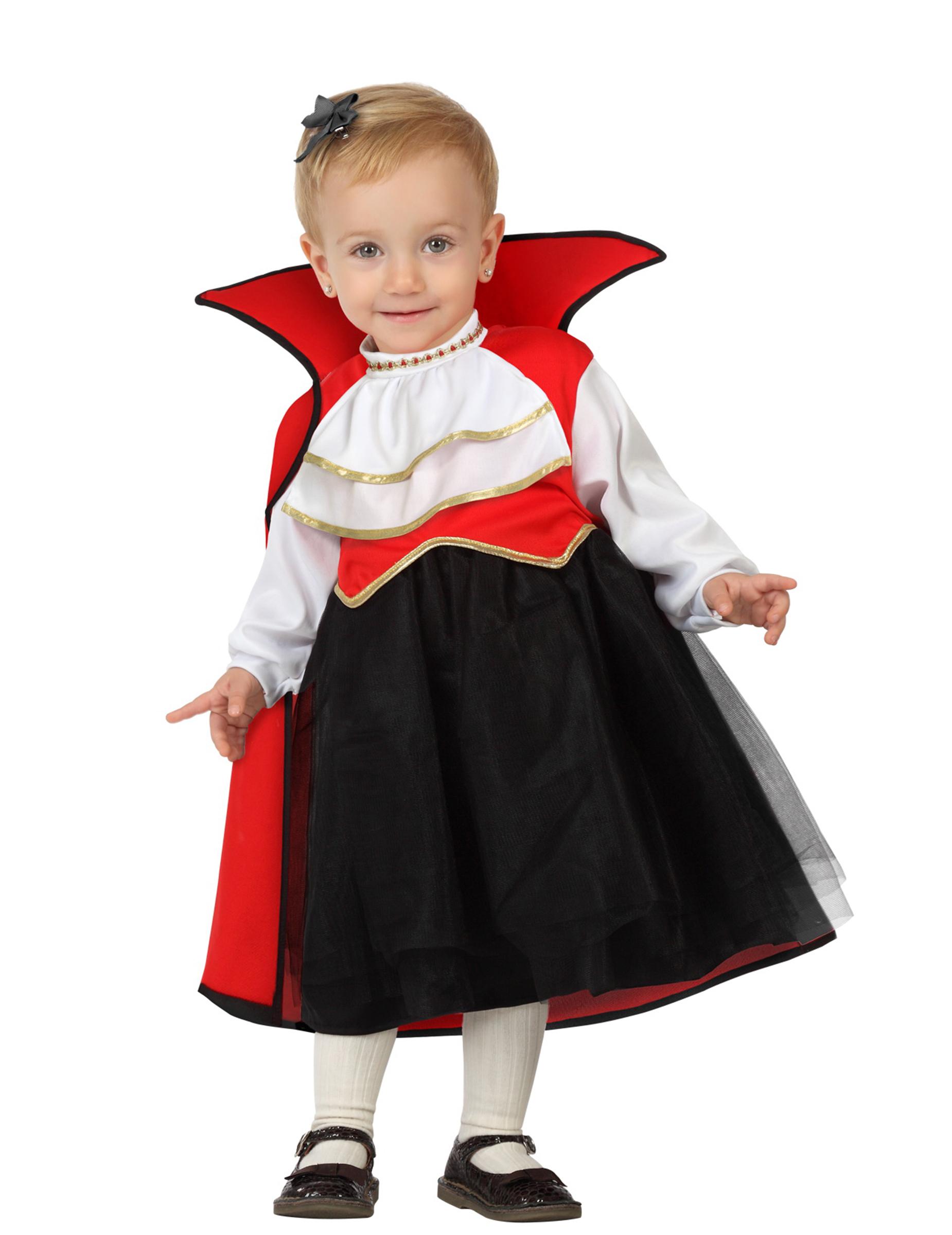 d guisement vampire b b halloween deguise toi achat de d guisements enfants. Black Bedroom Furniture Sets. Home Design Ideas
