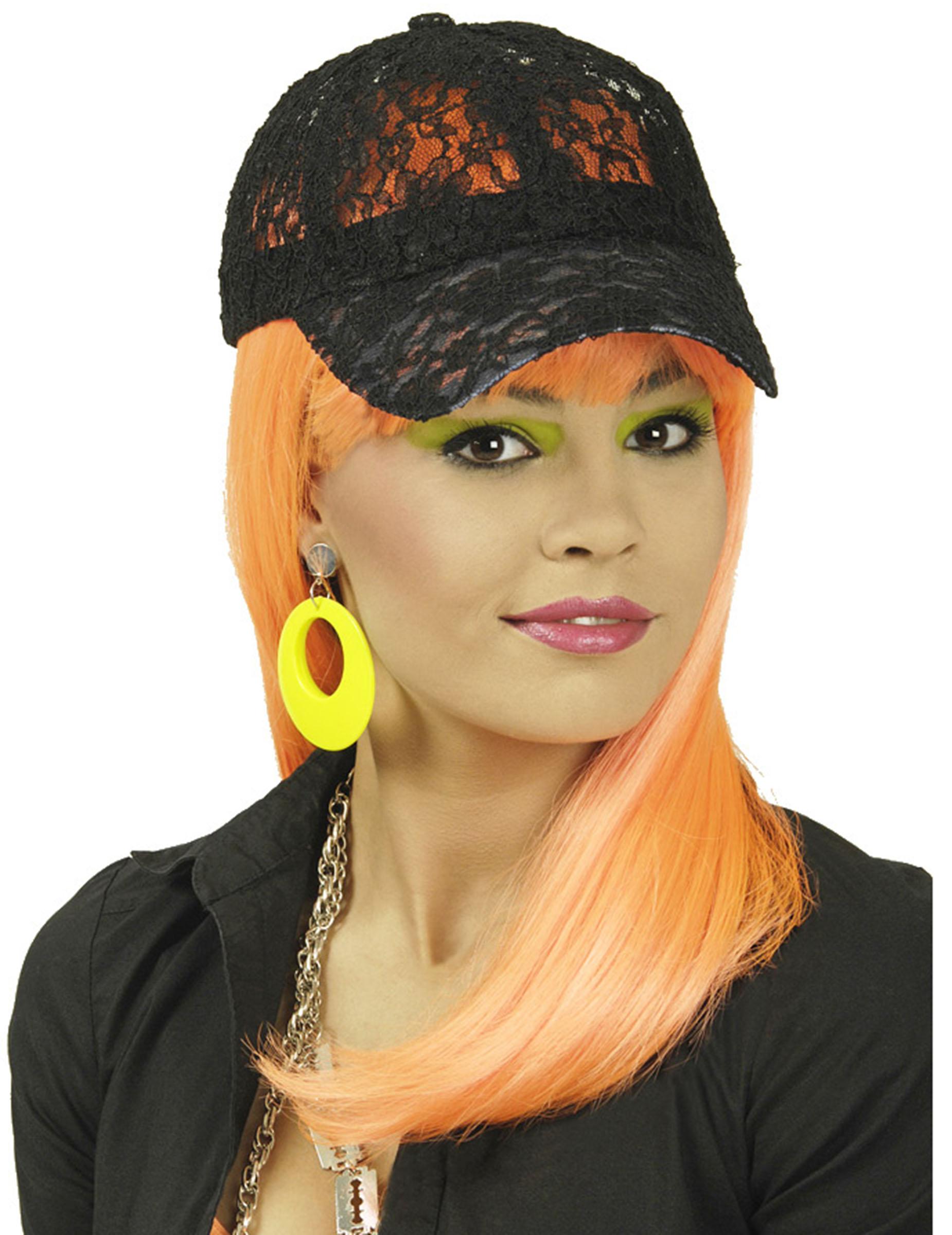 casquette dentelle noire femme achat de chapeaux sur. Black Bedroom Furniture Sets. Home Design Ideas