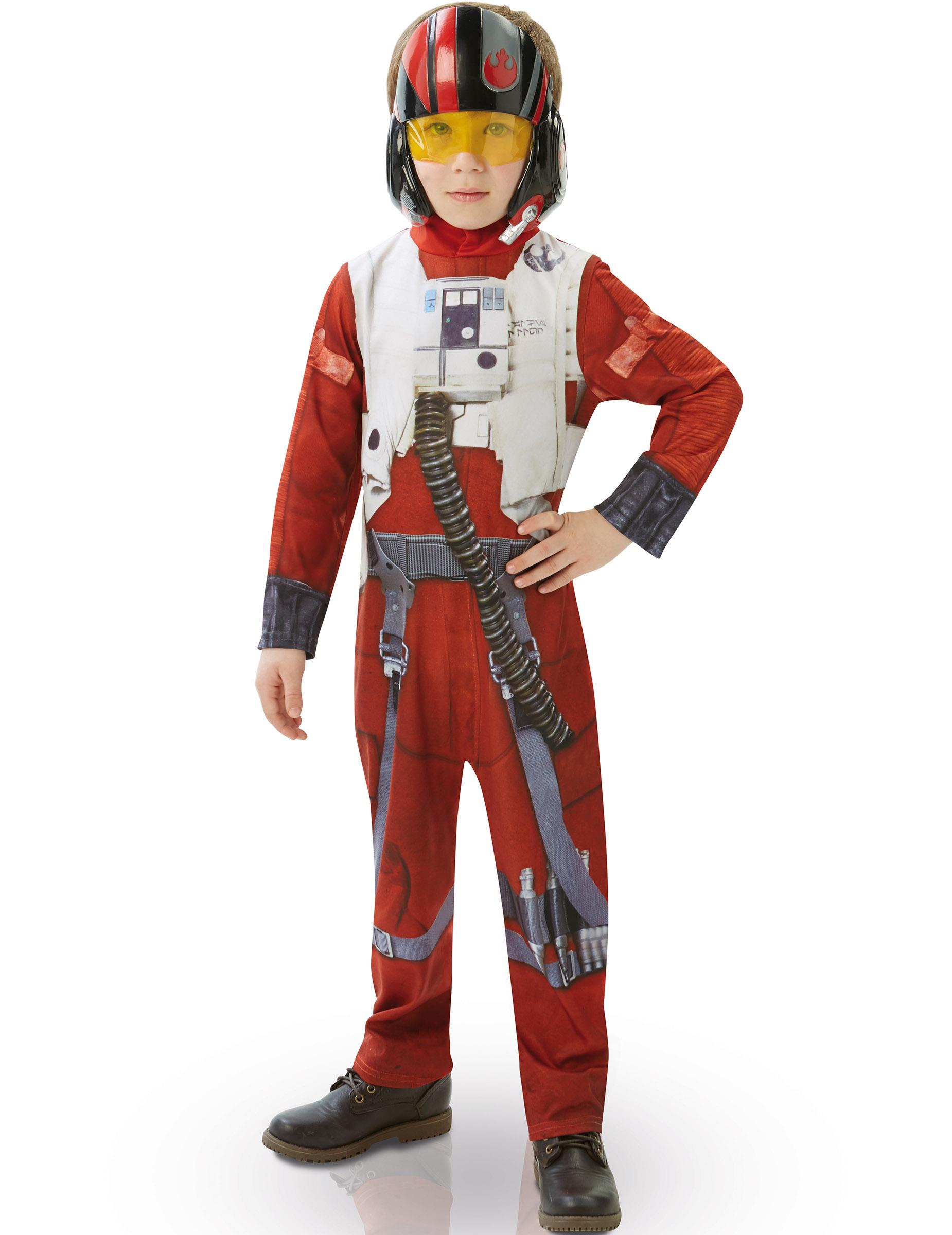 D guisement enfant classique poe x wing fighter star wars vii achat de d guisements enfants - Deguisement rebelle adulte ...