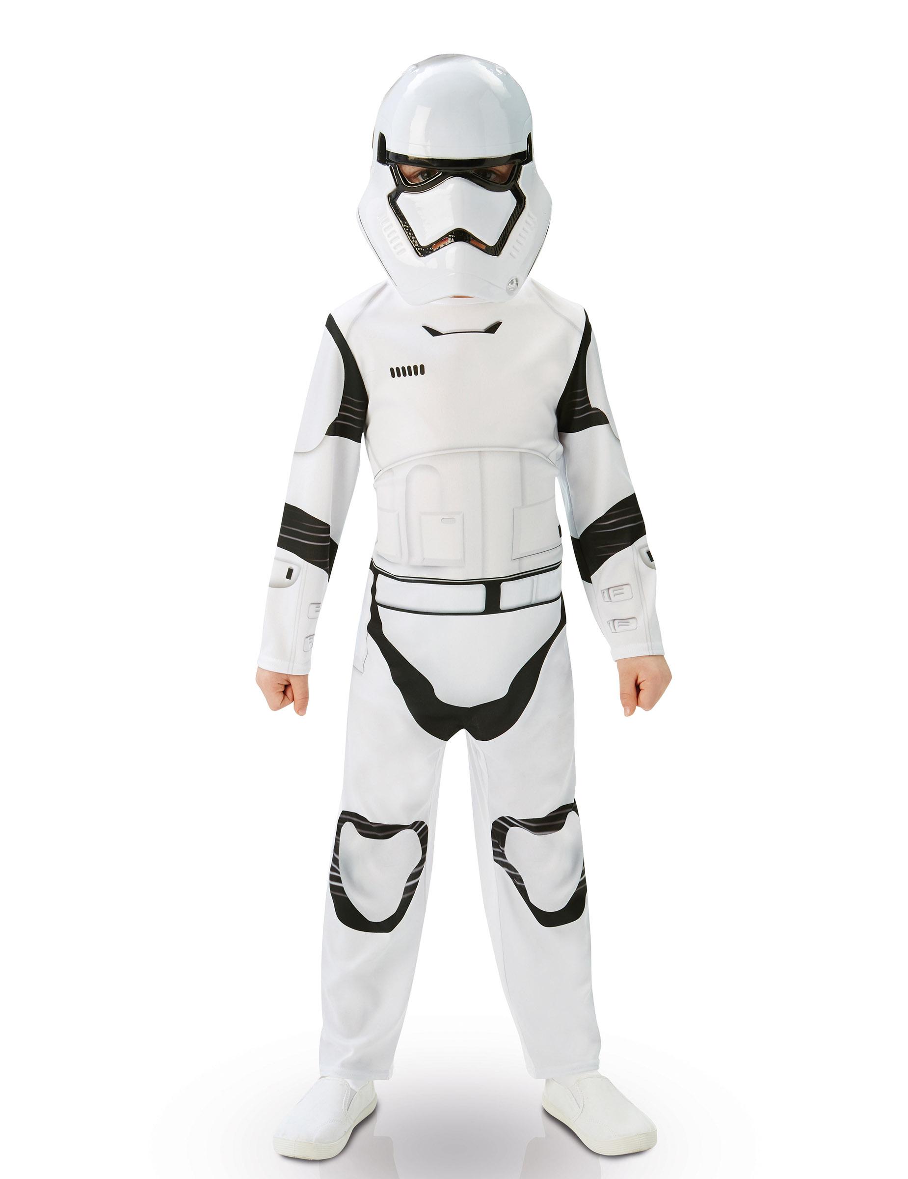 d guisement classique stormtrooper star wars vii deguise toi achat de d guisements enfants. Black Bedroom Furniture Sets. Home Design Ideas