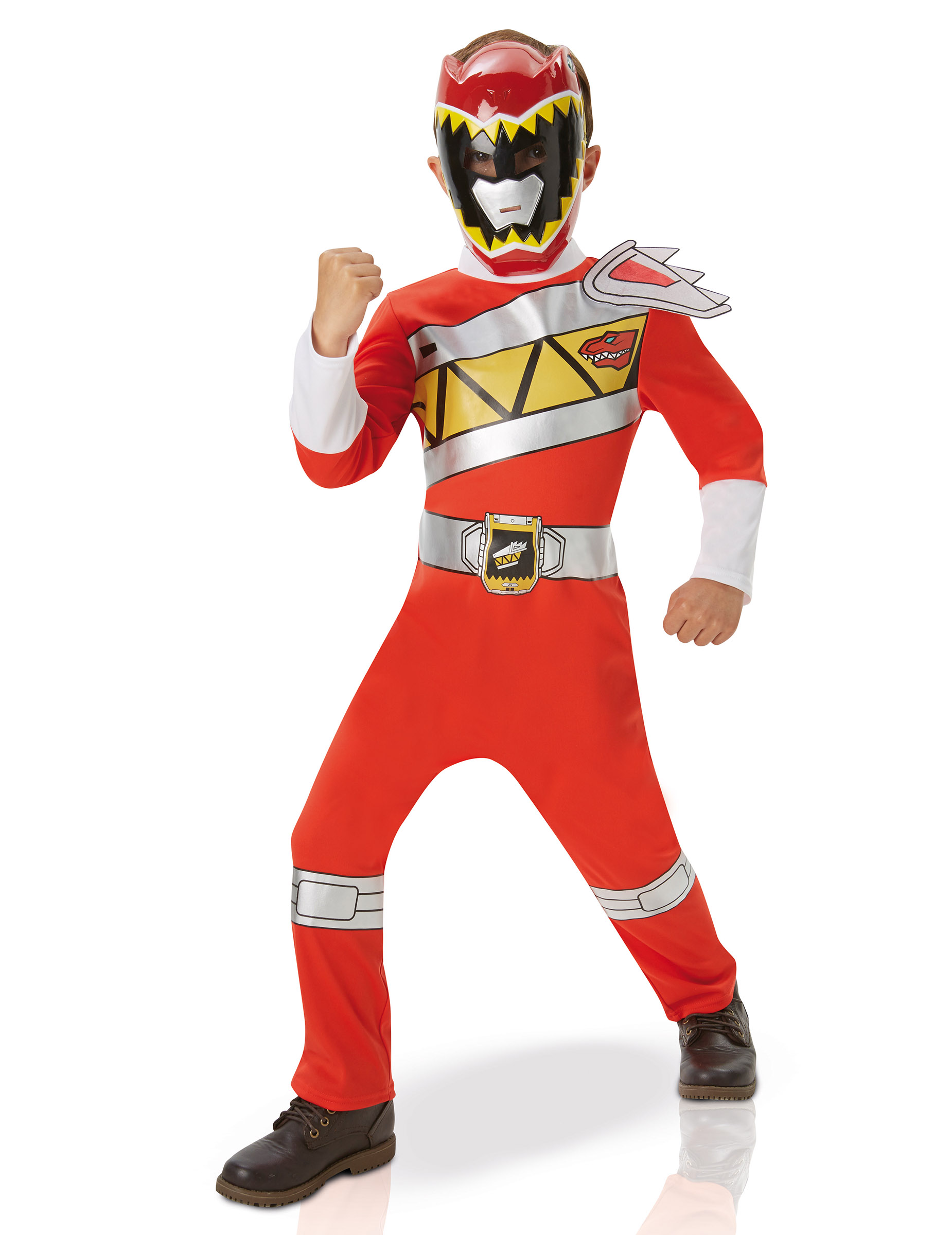 dino charge ranger rouge de power rangers. Black Bedroom Furniture Sets. Home Design Ideas