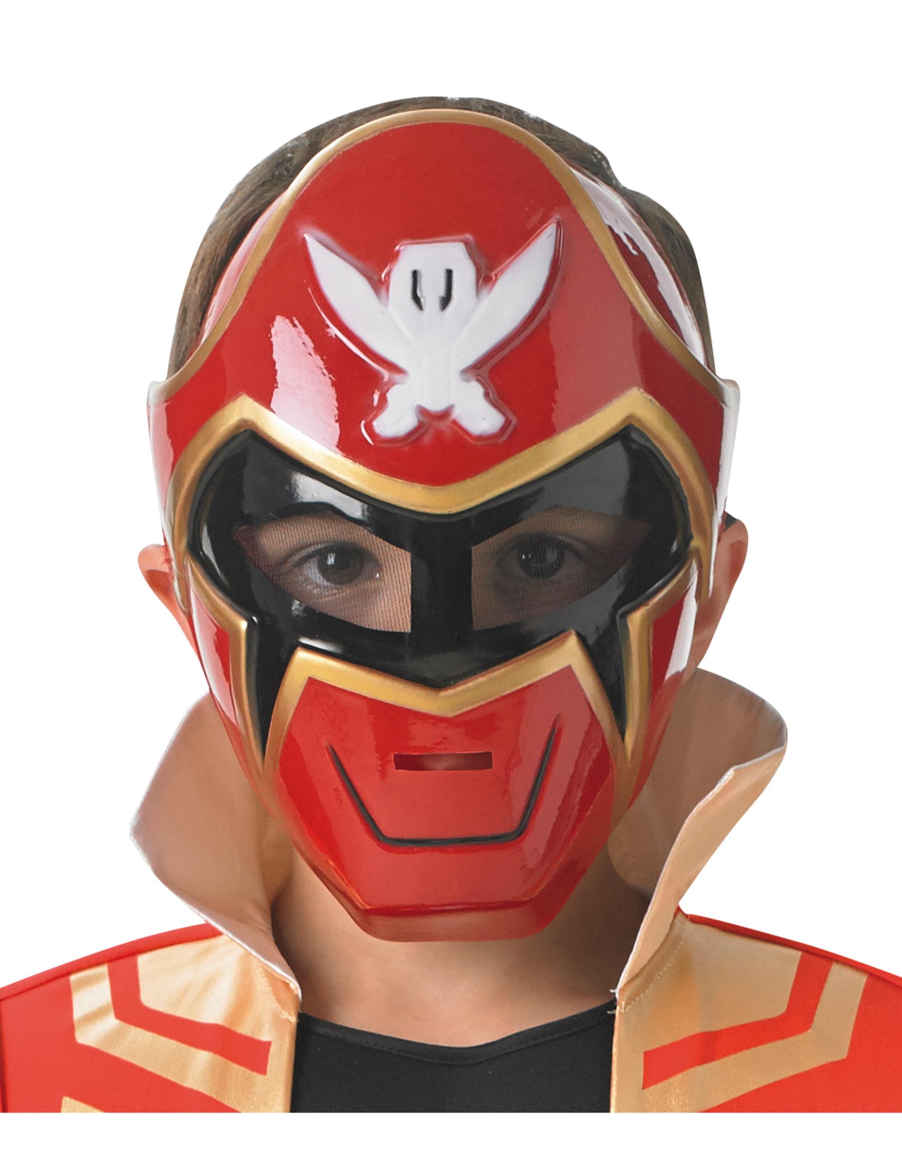 Masque power rangers super mega force enfant deguise - Masque de power rangers ...