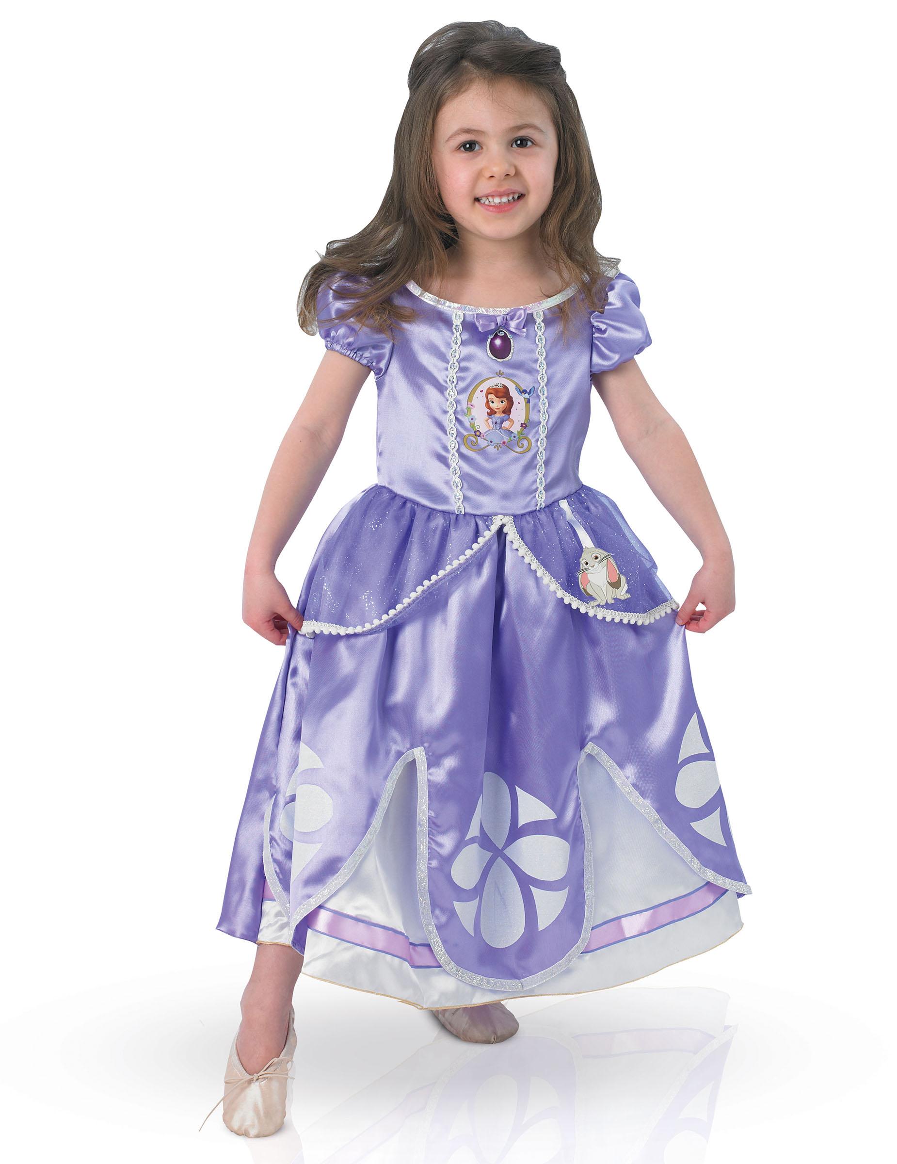 d guisement luxe princesse sofia fille coffret deguise toi achat de d guisements enfants. Black Bedroom Furniture Sets. Home Design Ideas