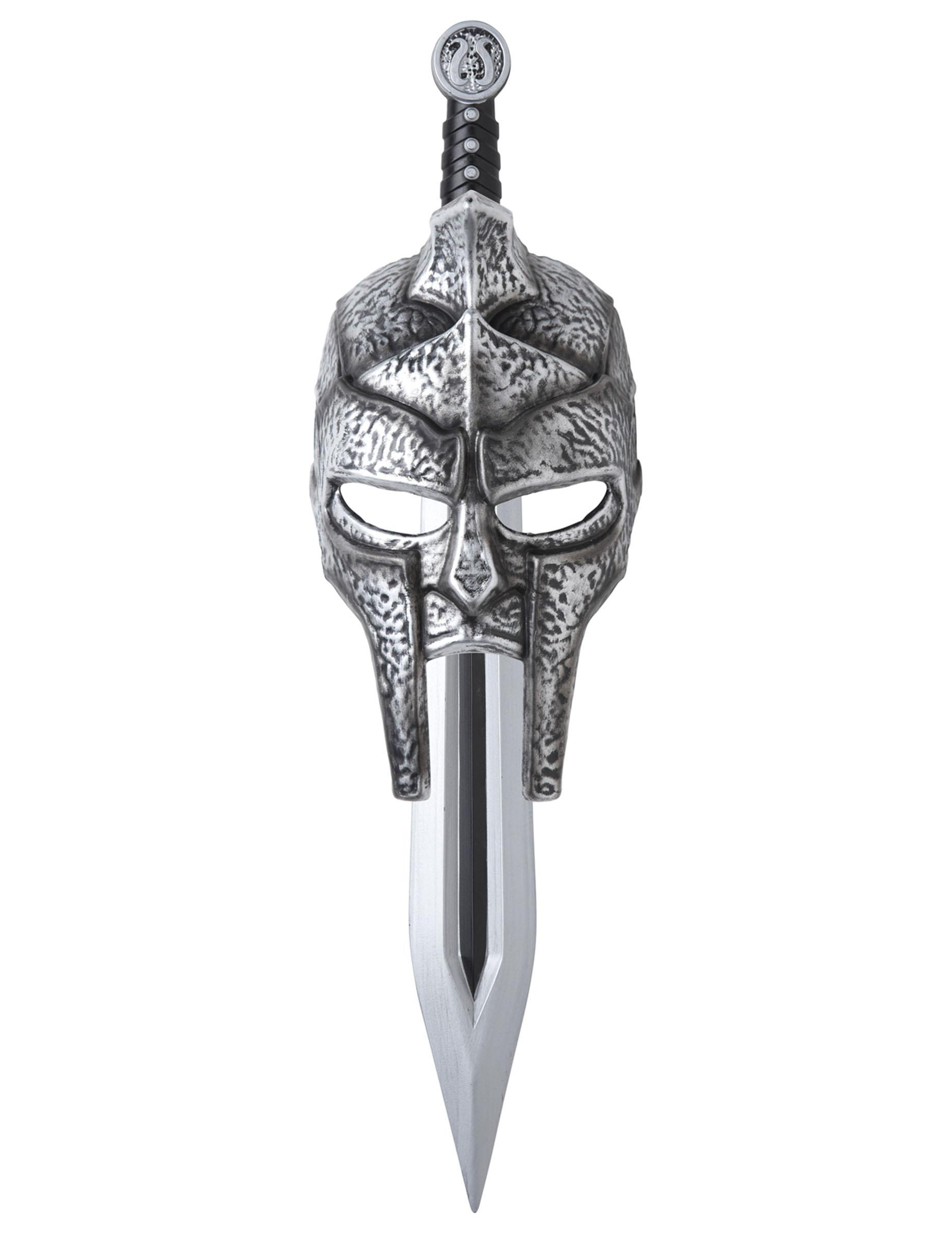 Spartan Helmet And Sword Tattoo | www.imgkid.com - The ...