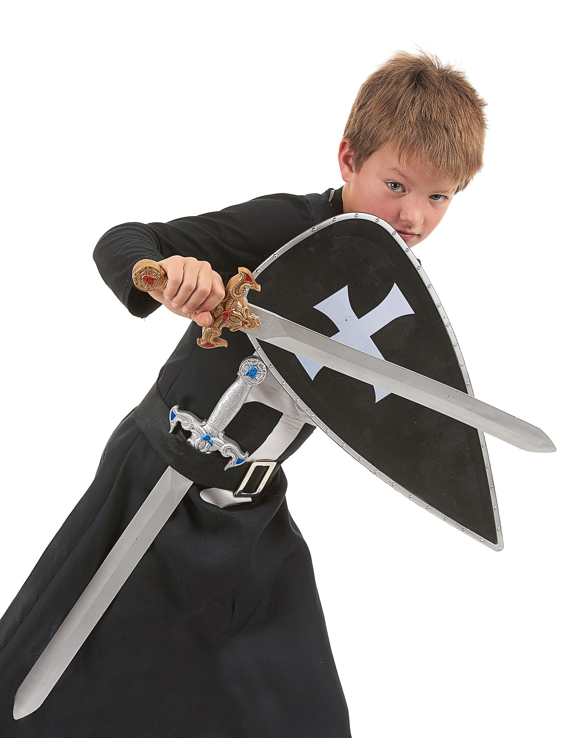d guisement et accessoires chevalier enfant deguise toi achat de d guisements enfants. Black Bedroom Furniture Sets. Home Design Ideas