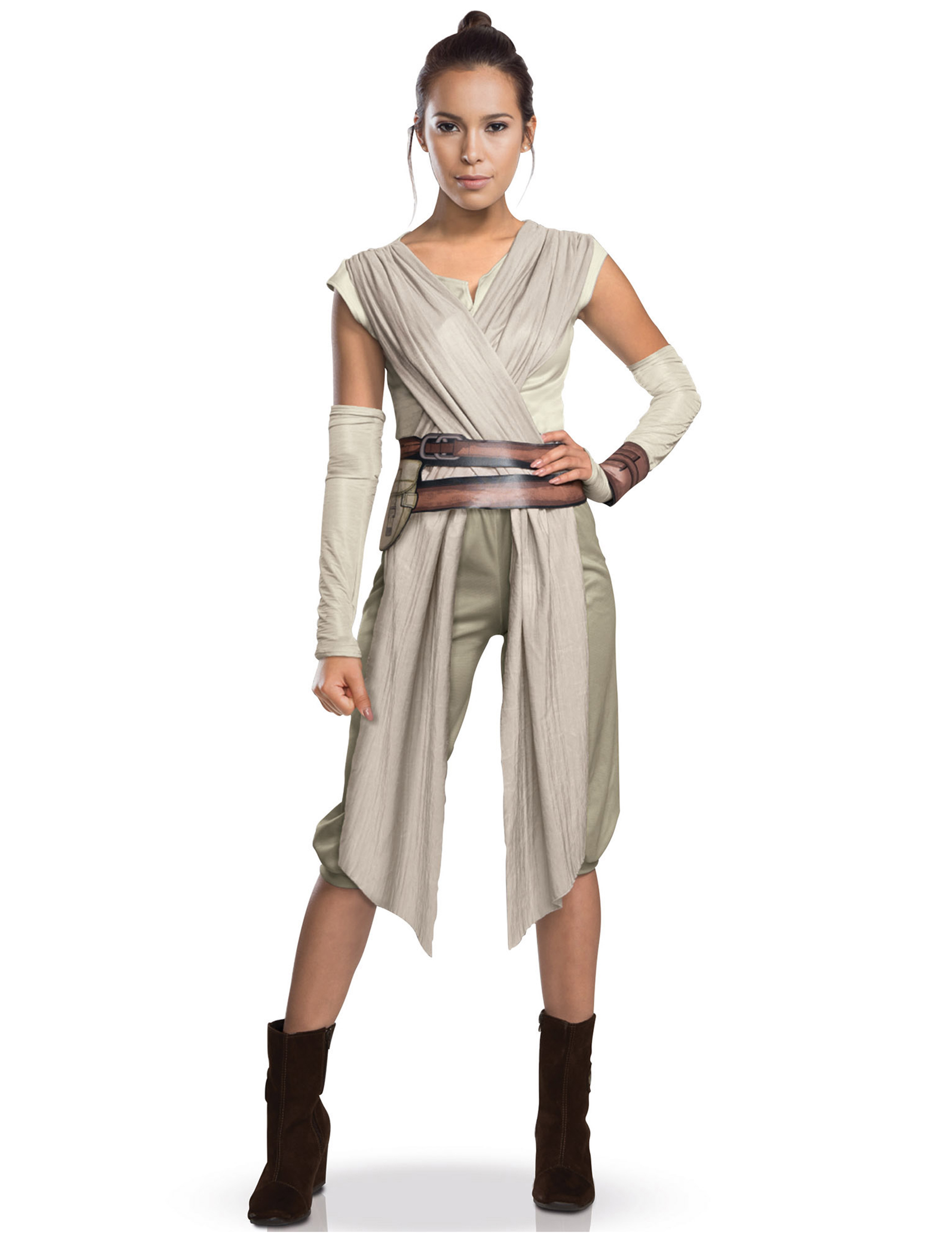Guisement Adulte Luxe Rey Star Wars Vii Deguise Toi