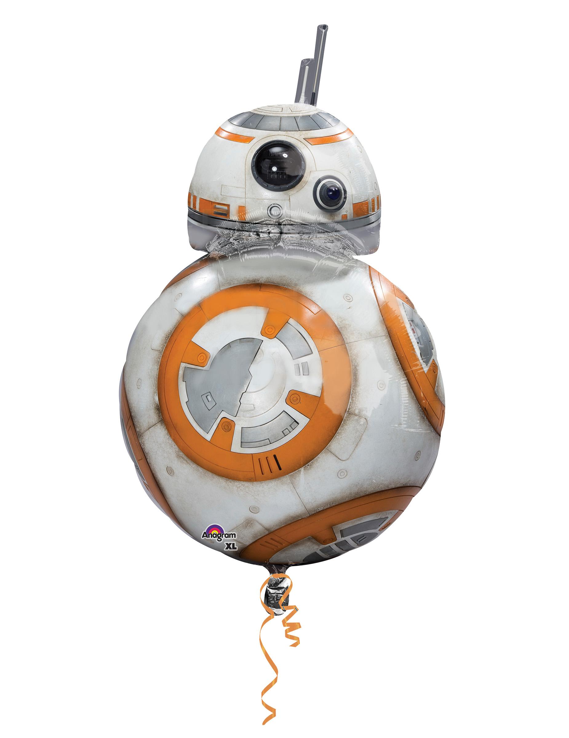 Ballon en aluminium BB-8 Star Wars VII™ : Deguise-toi ...