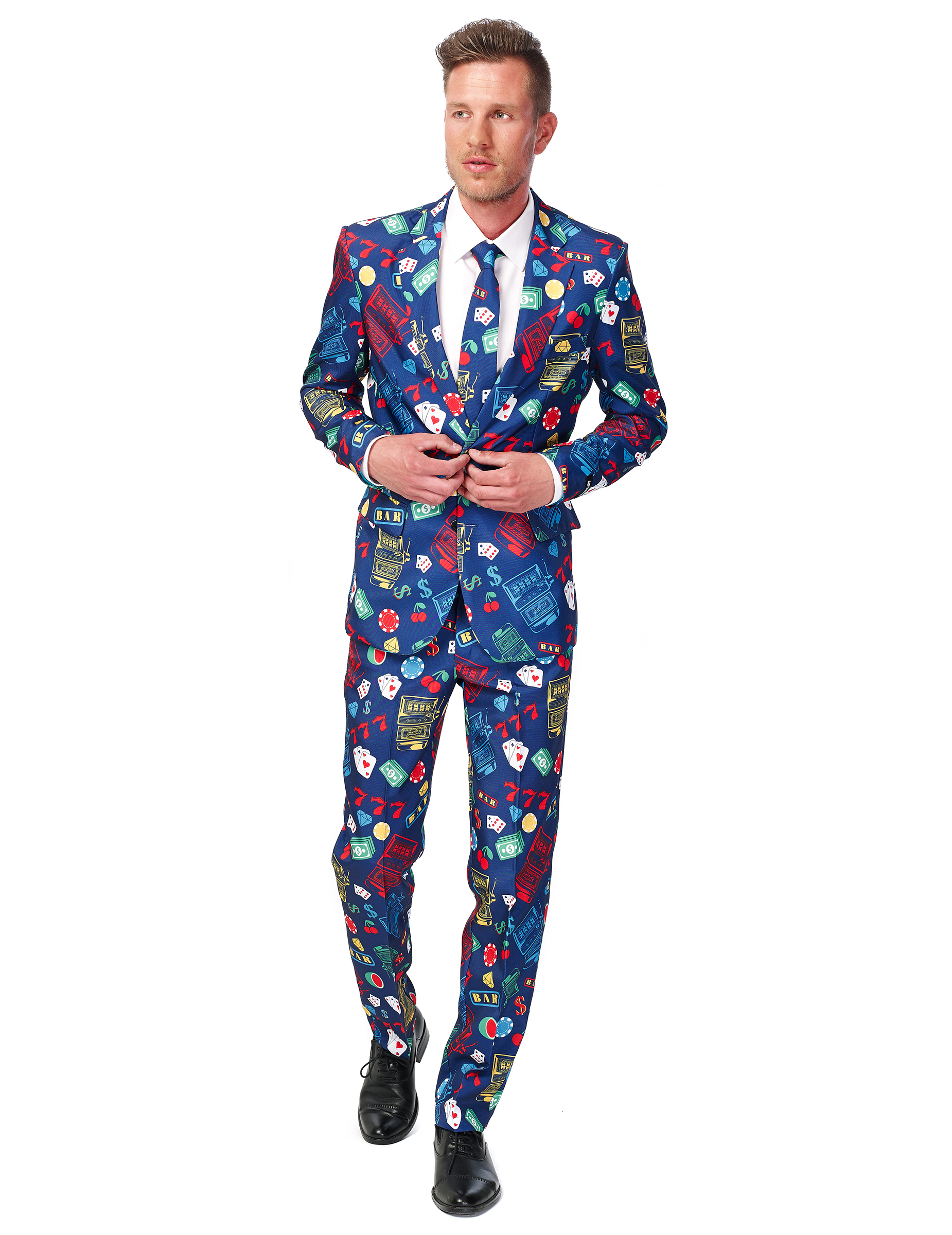 Connu Costume Mr. Casino homme Suitmeister™ : Deguise-toi, achat de  YQ67