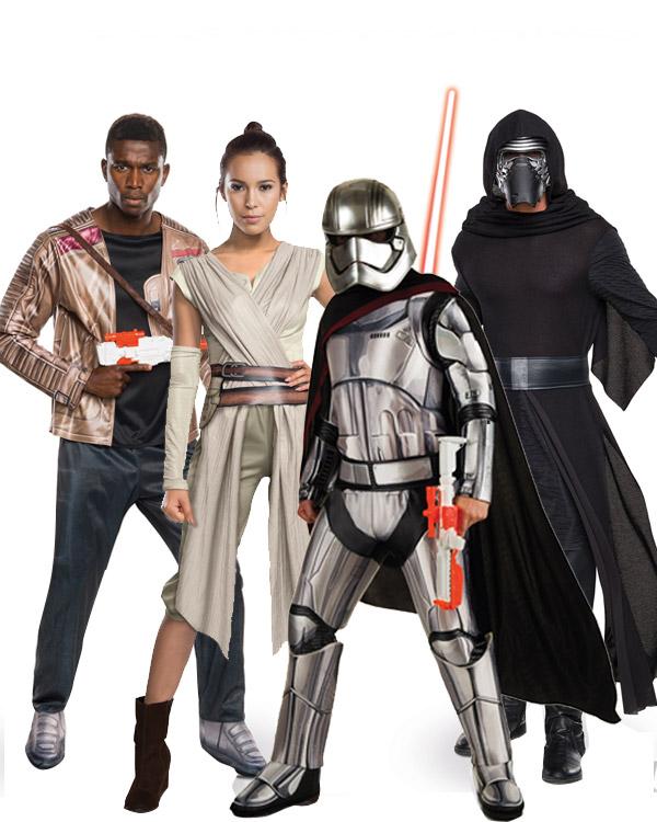 Costumes de groupe - Deguisement de groupe drole ...