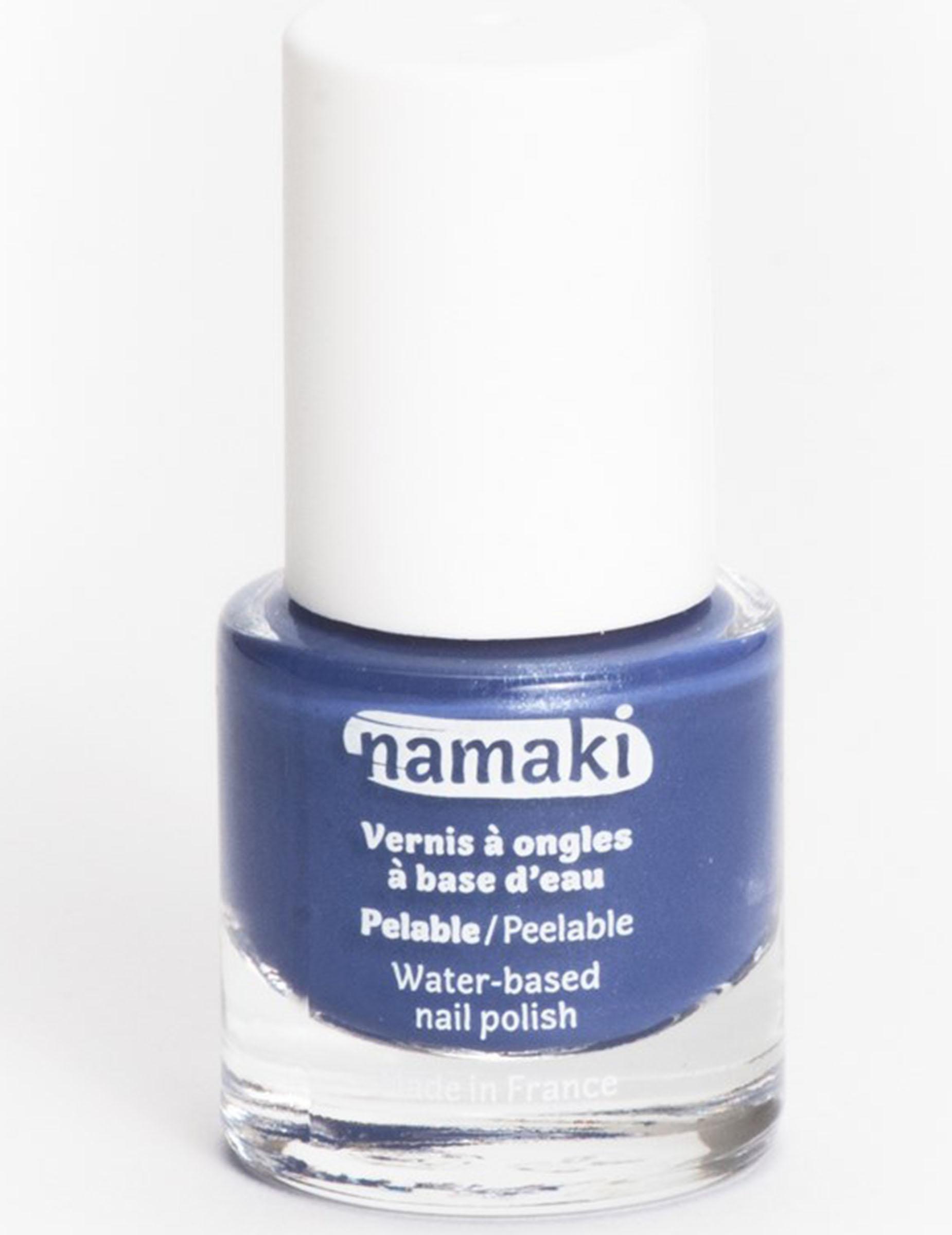 vernis ongles base eau pelable violet 7 5 ml namaki cosmetics achat de maquillage sur. Black Bedroom Furniture Sets. Home Design Ideas