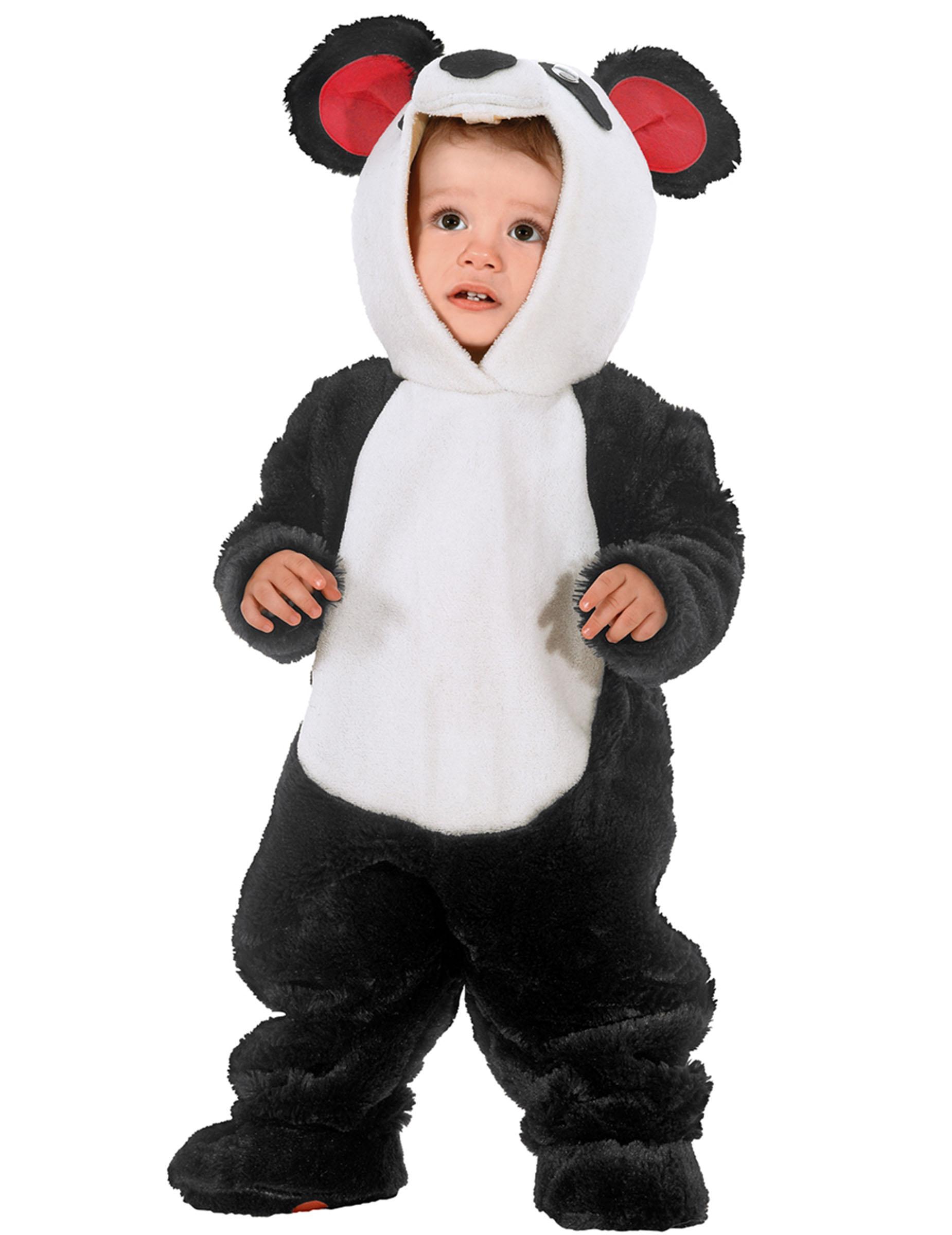 d guisement combinaison panda b b deguise toi achat de d guisements enfants. Black Bedroom Furniture Sets. Home Design Ideas