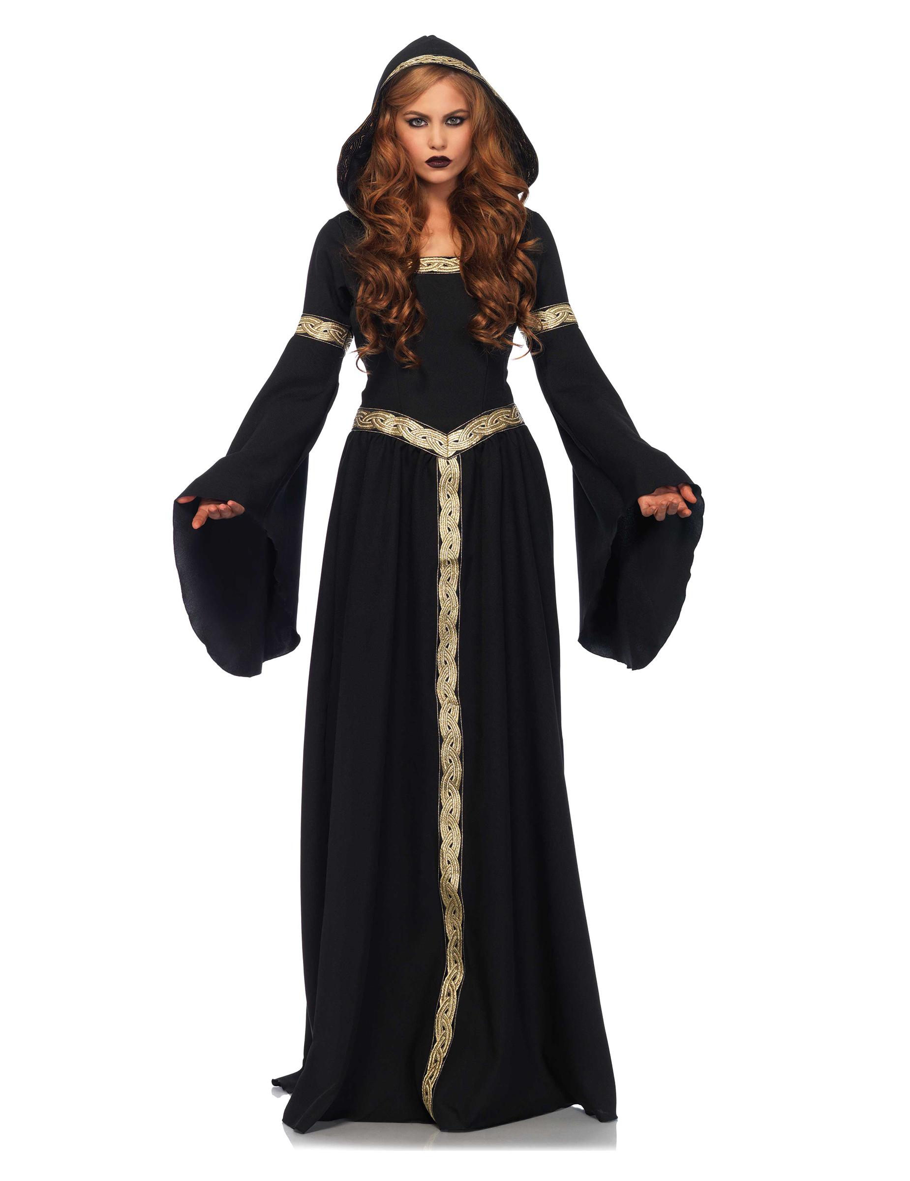 d guisement sorci re celtique femme halloween deguise. Black Bedroom Furniture Sets. Home Design Ideas