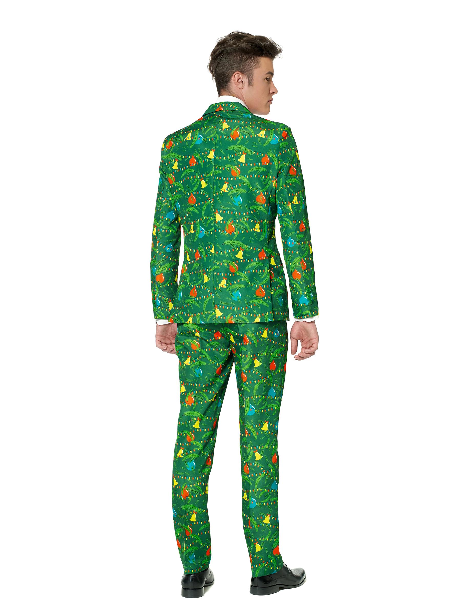 Costume mr sapin vert homme suitmeister no l deguise toi achat de d guisements adultes - Deguisement sapin de noel ...