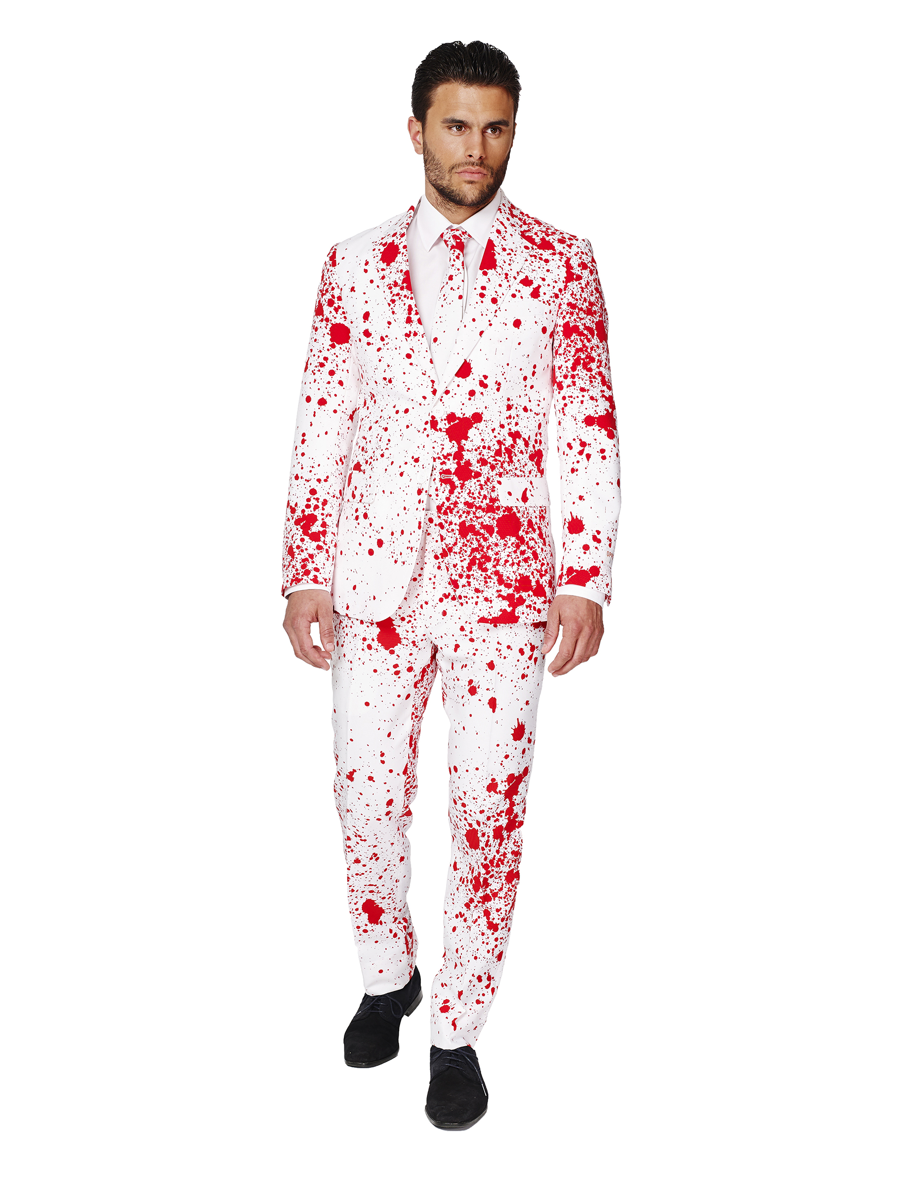 costume mr ensanglant homme opposuits halloween. Black Bedroom Furniture Sets. Home Design Ideas