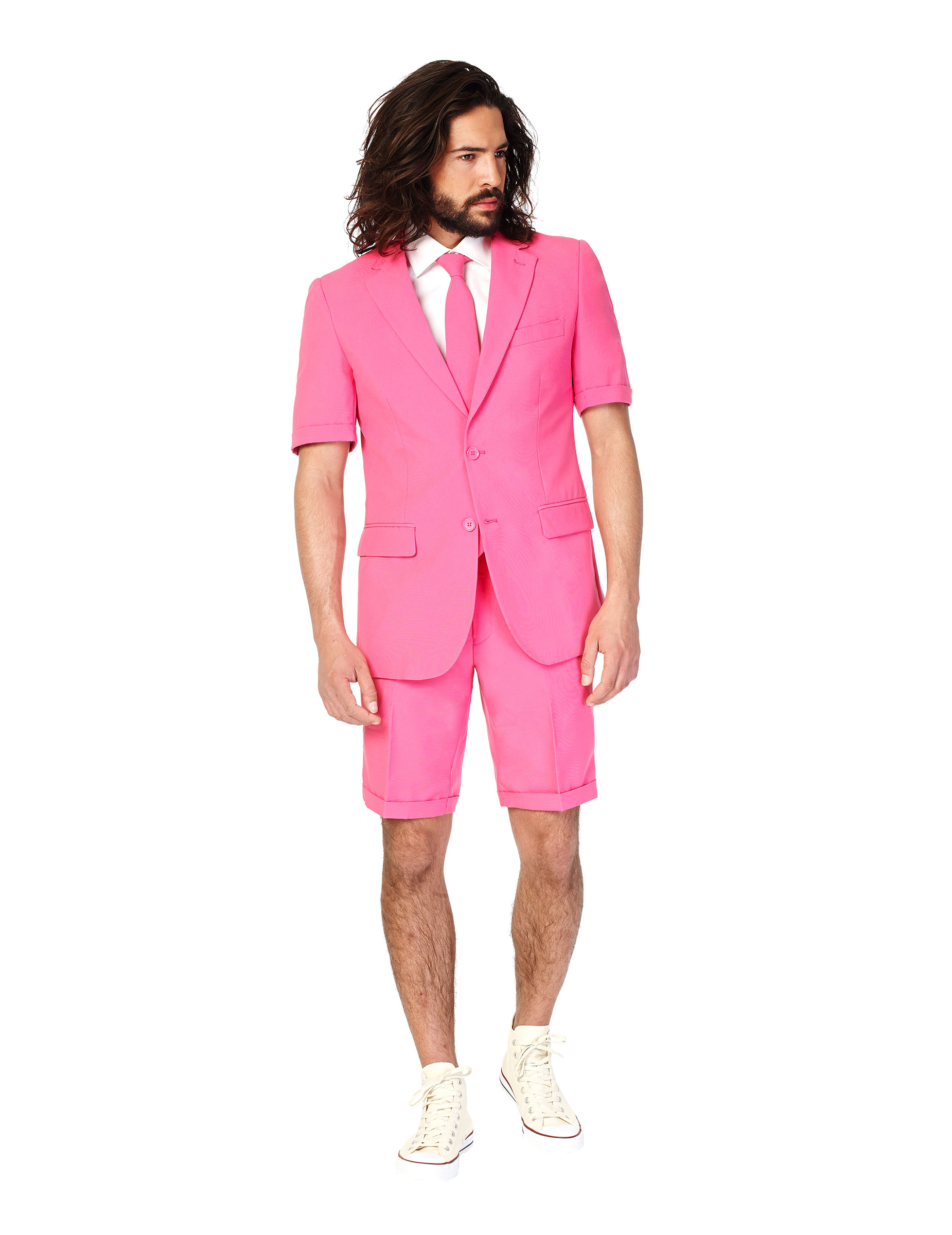 costume d 39 t mr pink homme opposuits deguise toi achat de d guisements adultes. Black Bedroom Furniture Sets. Home Design Ideas