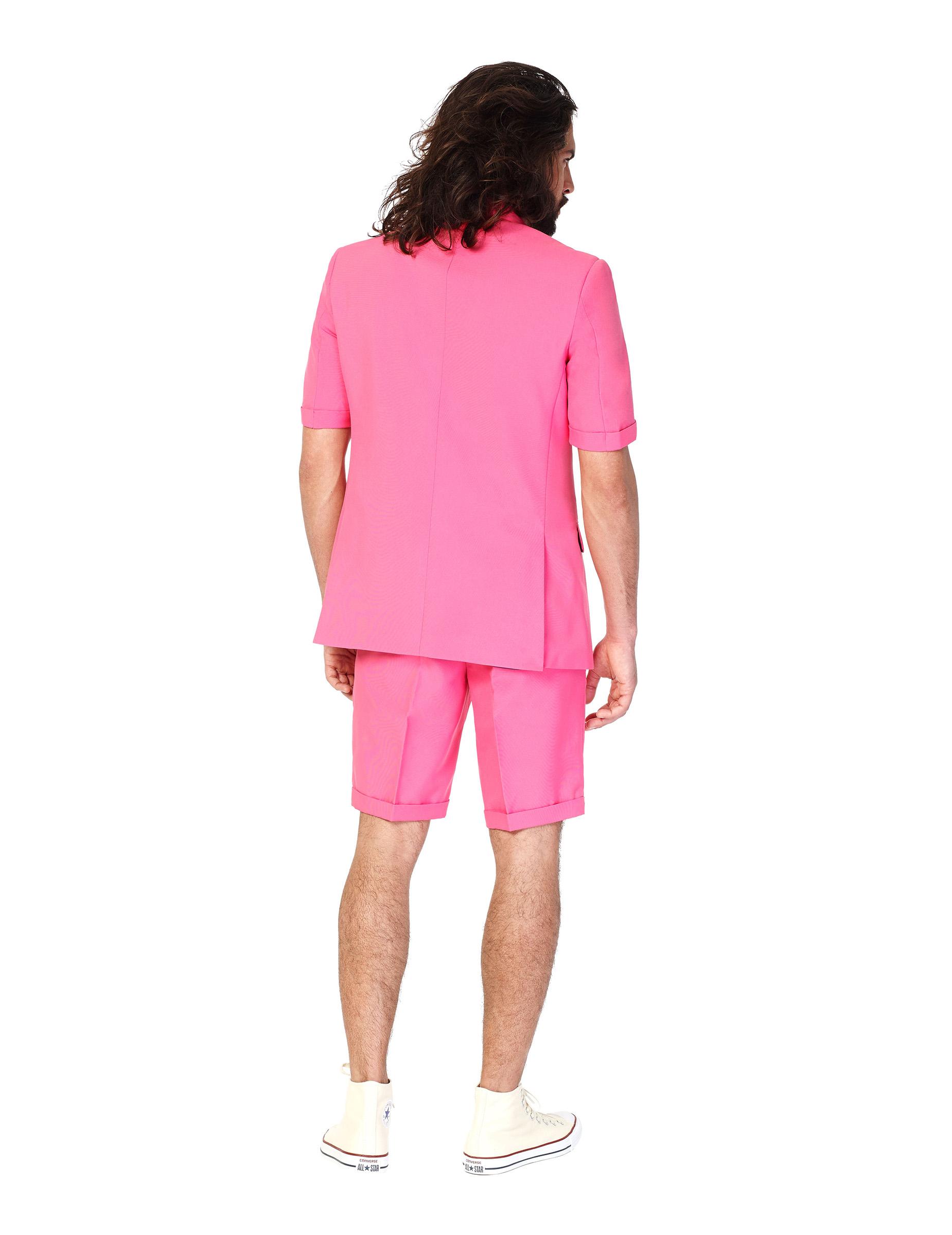 costume d 39 t mr pink homme opposuits achat de. Black Bedroom Furniture Sets. Home Design Ideas