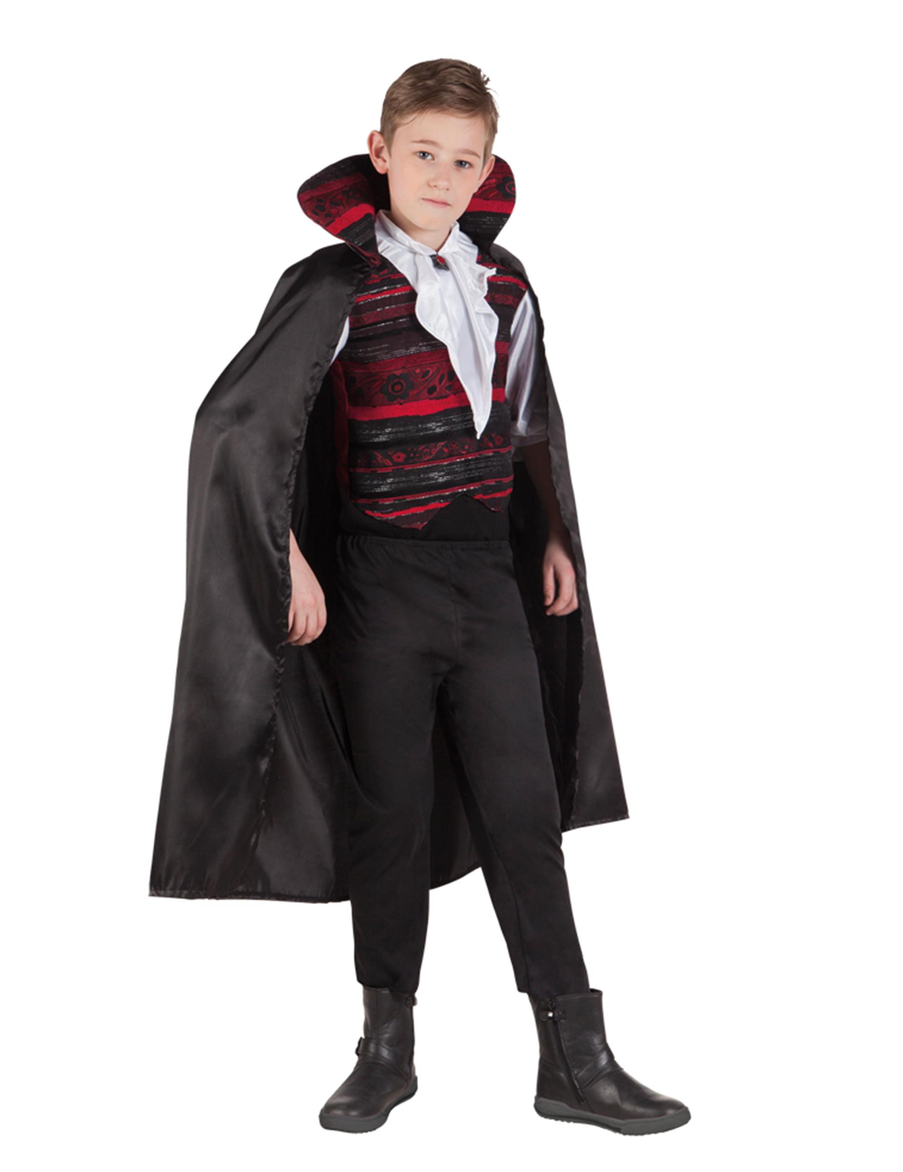 d guisement empereur vampire gar on halloween deguise toi achat de d guisements enfants. Black Bedroom Furniture Sets. Home Design Ideas