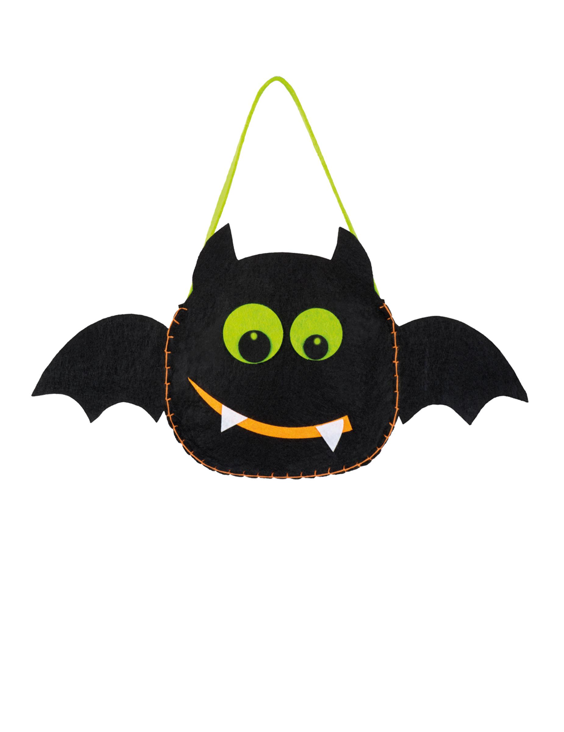petit sac chauve souris halloween deguise toi achat de accessoires. Black Bedroom Furniture Sets. Home Design Ideas