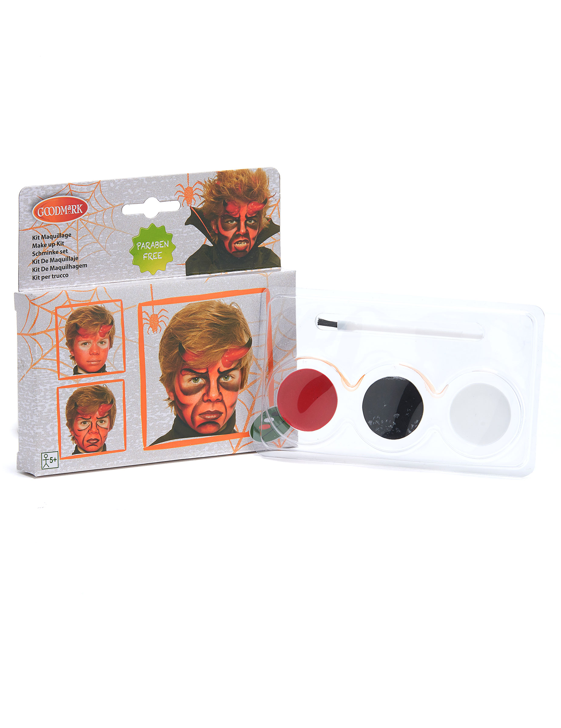 kit maquillage d mon enfant halloween deguise toi achat. Black Bedroom Furniture Sets. Home Design Ideas