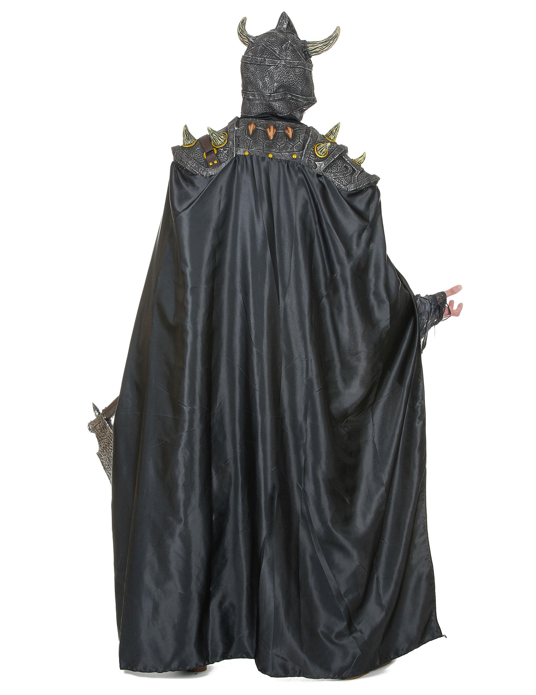 d guisement chevalier de l 39 arm e sombre adulte achat de. Black Bedroom Furniture Sets. Home Design Ideas