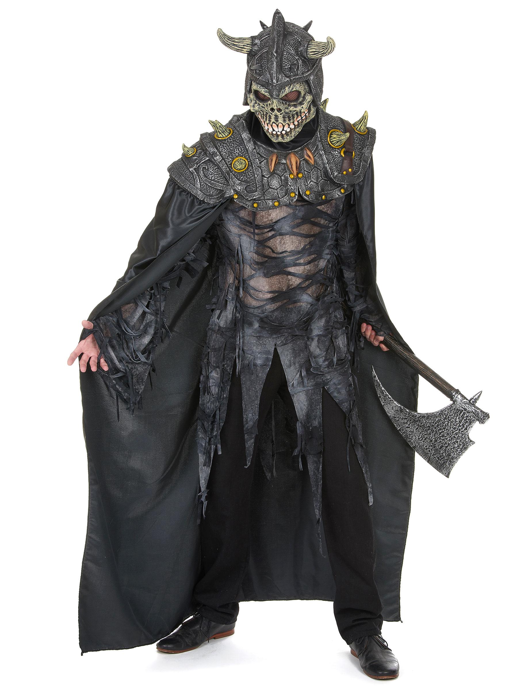 D guisement chevalier de l 39 arm e sombre adulte deguise toi achat de d guisements adultes - Deguisement qui fait peur ...