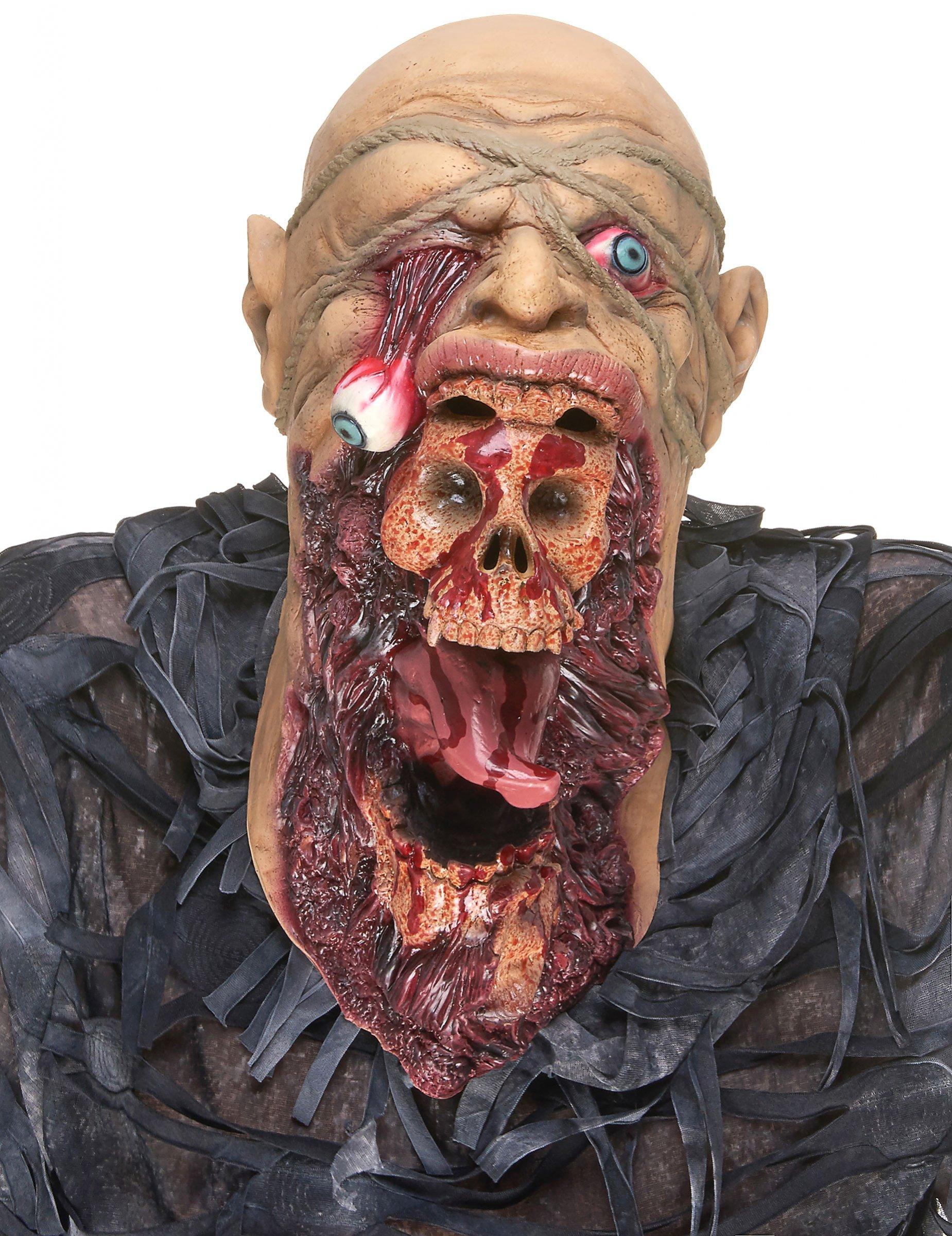 Votre masque intgral pour Carnaval, rendez-vous