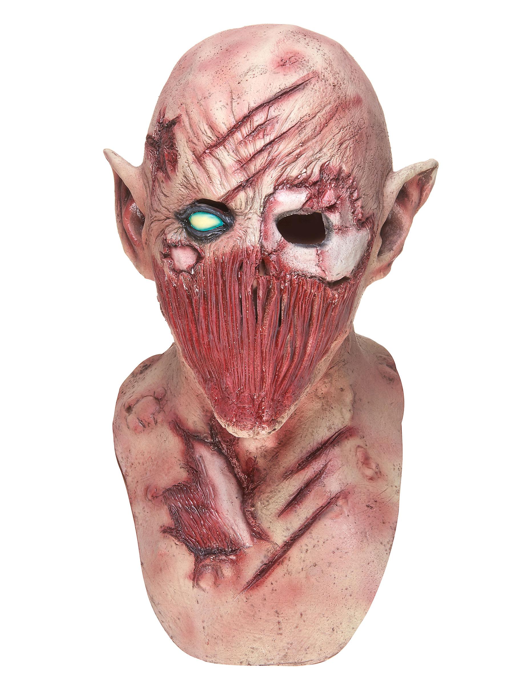 Masques entiers de dguisements : masques en latex