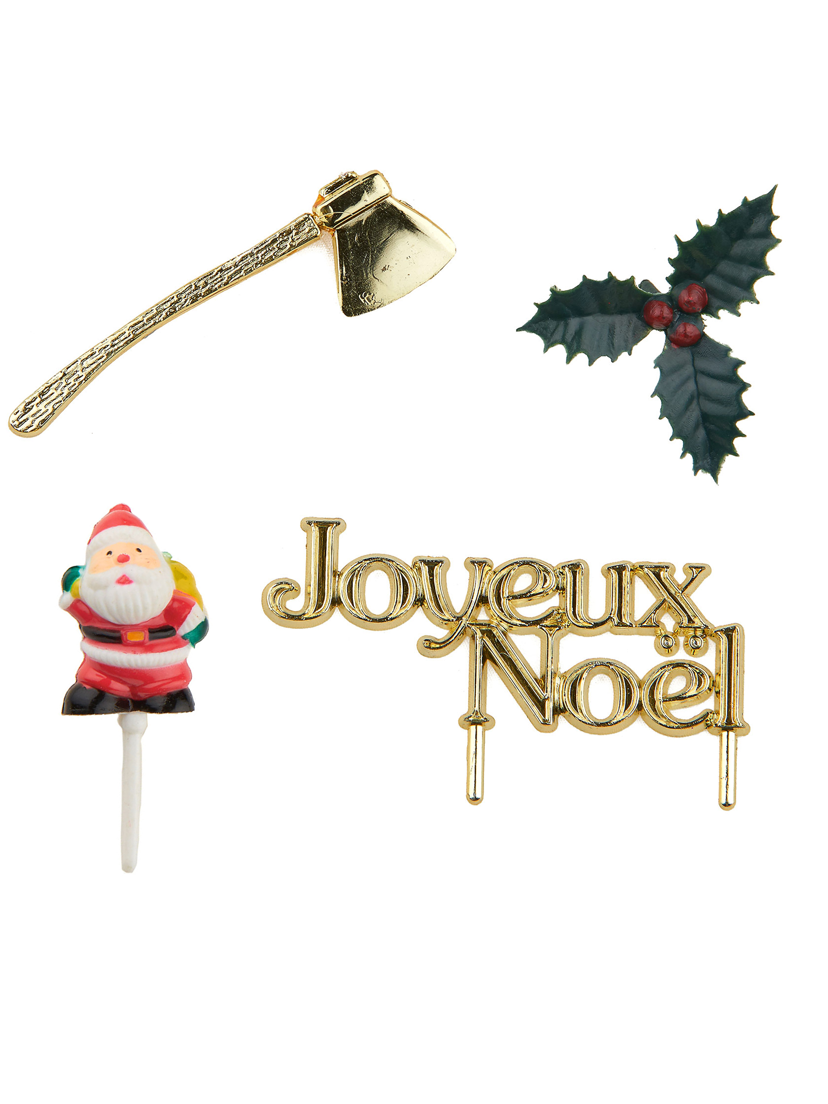 D corations b che de no l deguise toi achat de decoration animation - Buche de noel decorations ...