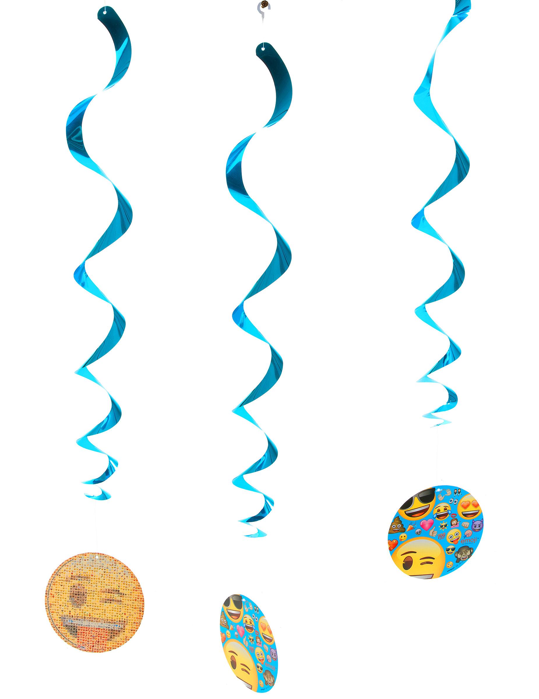 3 d corations suspendre emoji achat de decoration for Decoration a suspendre