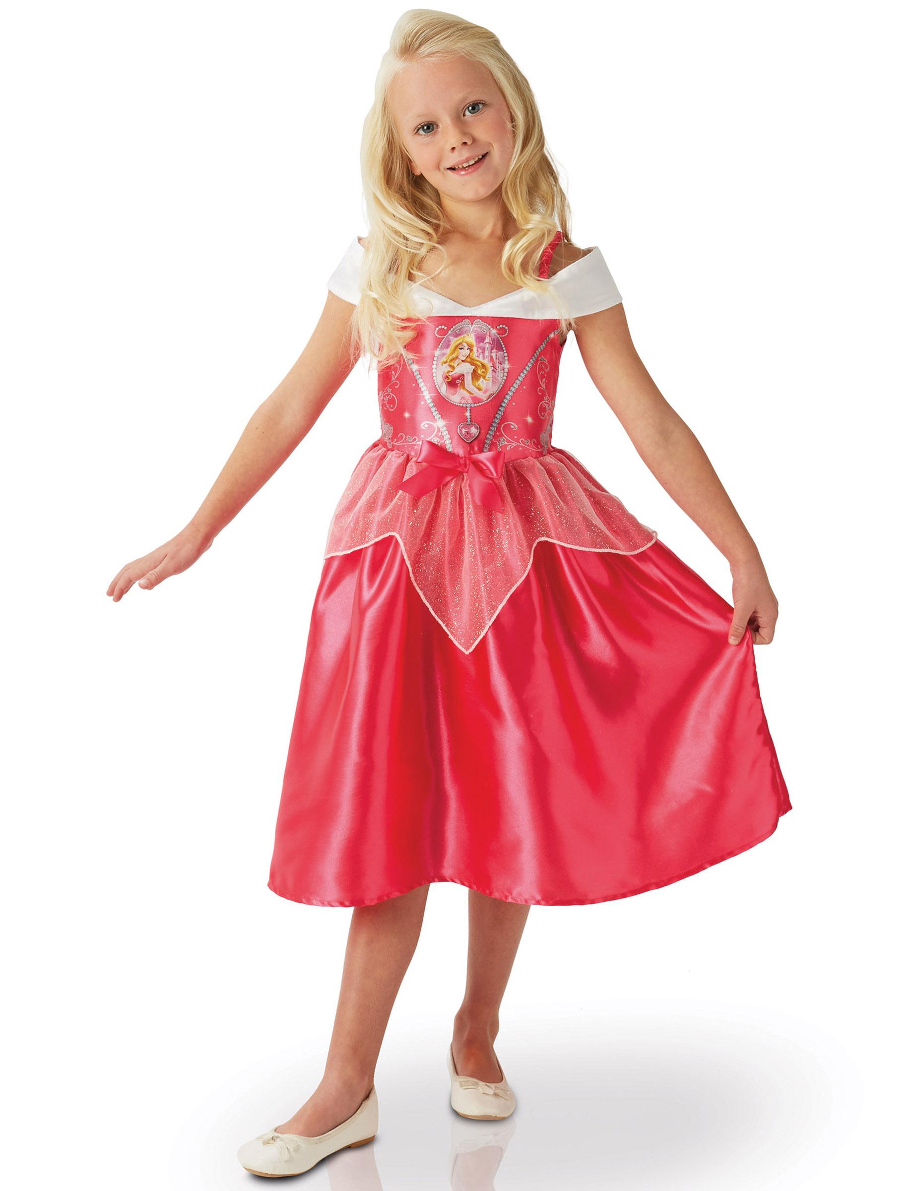 3a37dc3504d Déguisement classique Fairy Tale Aurore Disney™ enfant   Deguise-toi ...