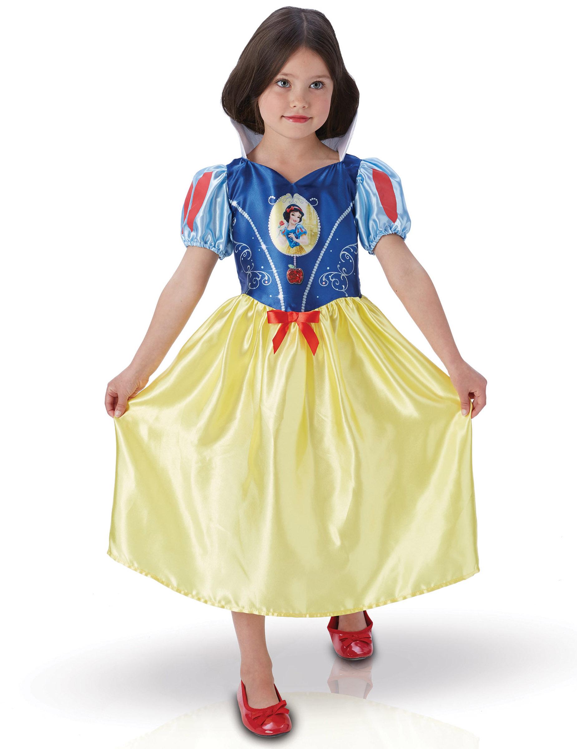 d guisement classique fairy tale blanche neige fille deguise toi achat de d guisements enfants. Black Bedroom Furniture Sets. Home Design Ideas
