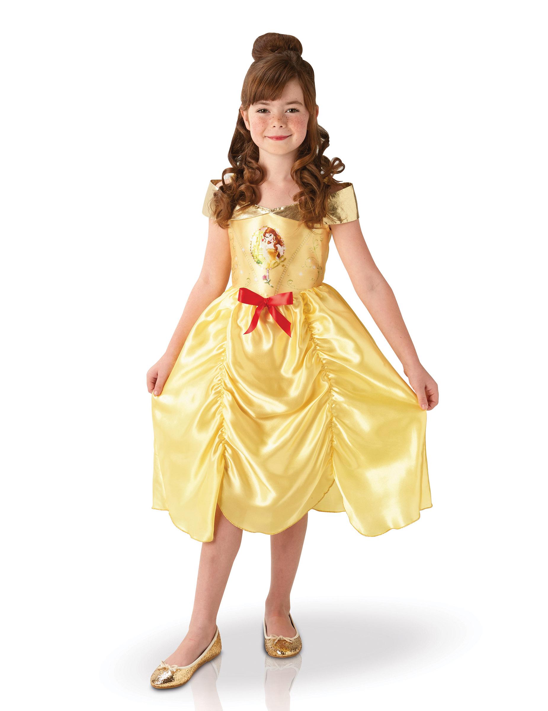 d guisement classique fairytale belle fille deguise toi achat de d guisements enfants. Black Bedroom Furniture Sets. Home Design Ideas