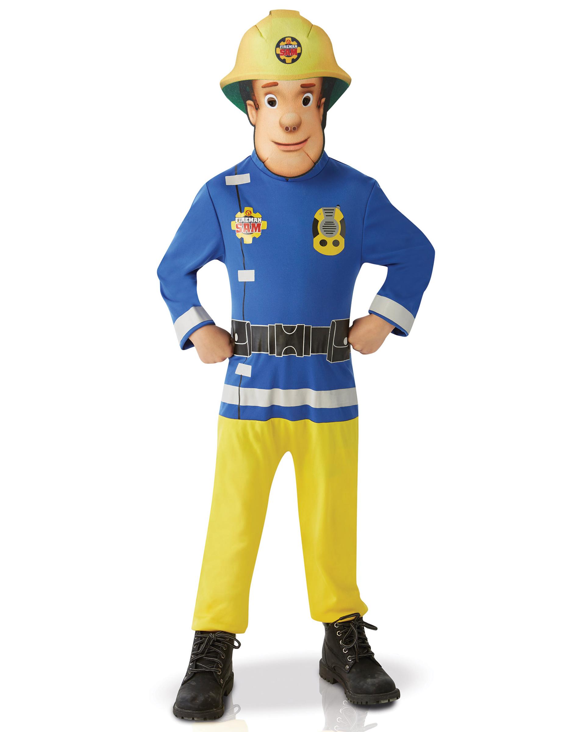 D guisement classique sam le pompier enfants deguise - Sam le pompier personnages ...