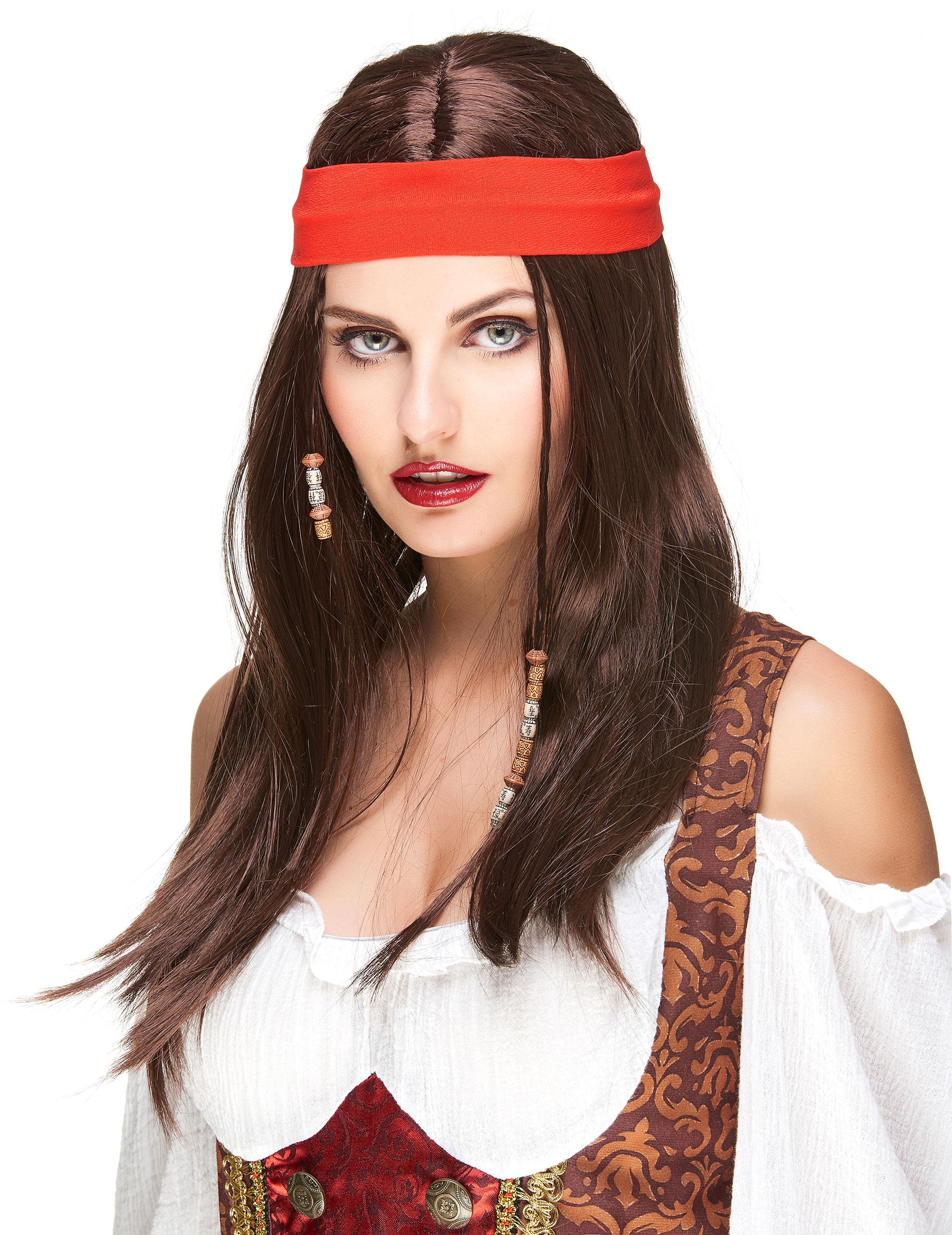 Bandana Coiffure Finest Bijoux De Cheveux Plumes Bandeau Pour
