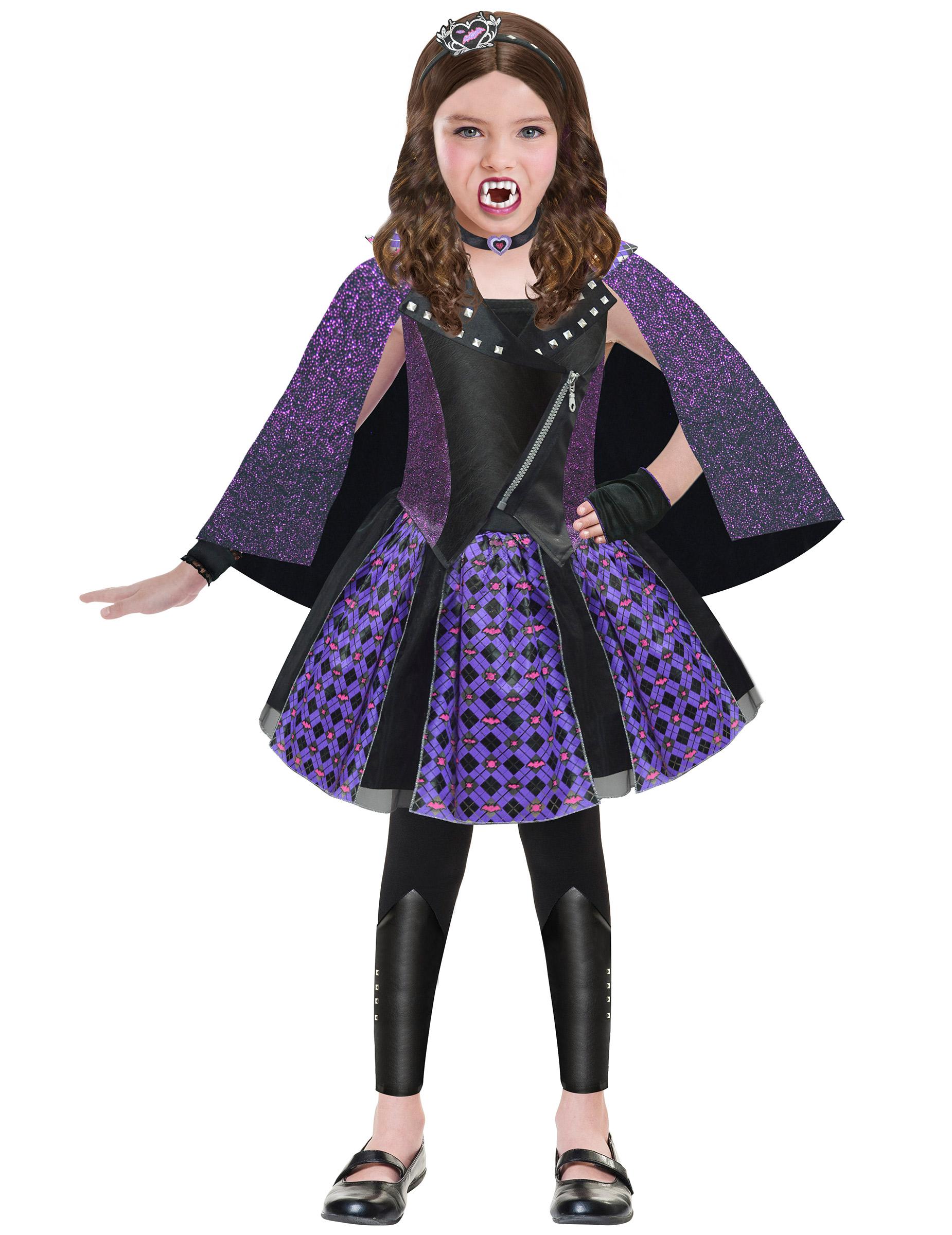 D guisement chica vampiro fille deguise toi achat de d guisements enfants - Deguisement en o ...