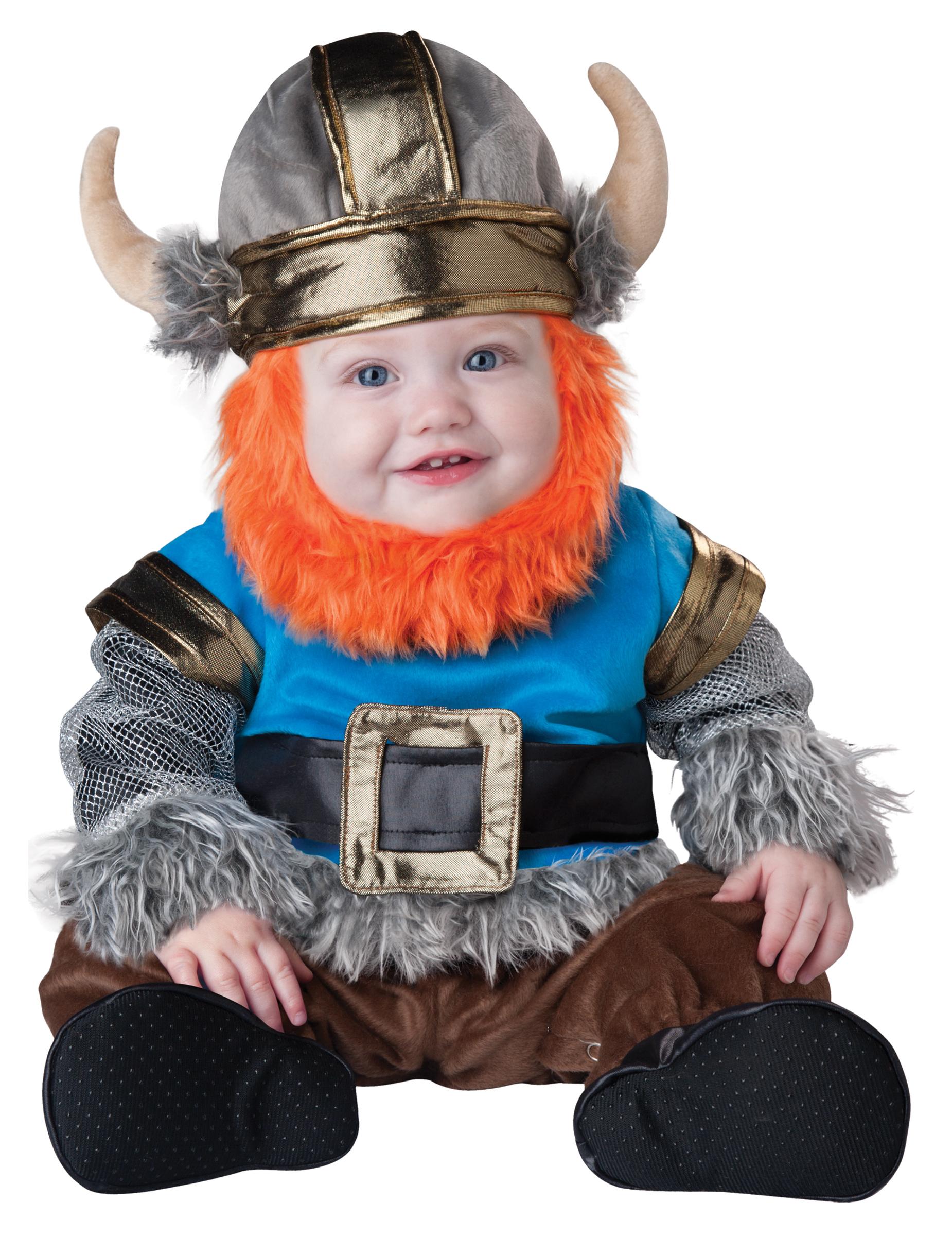 d guisement viking barbu pour b b luxe deguise toi achat de d guisements enfants. Black Bedroom Furniture Sets. Home Design Ideas
